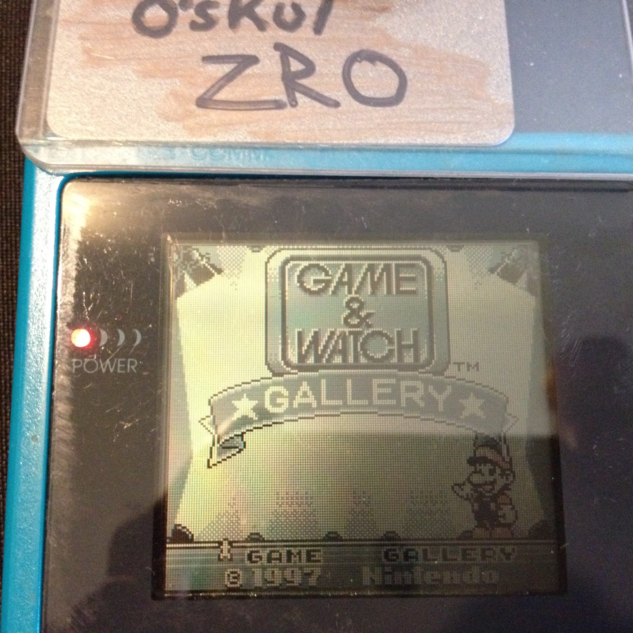 Game & Watch Gallery: Fire [Classic: Hard] 730 points