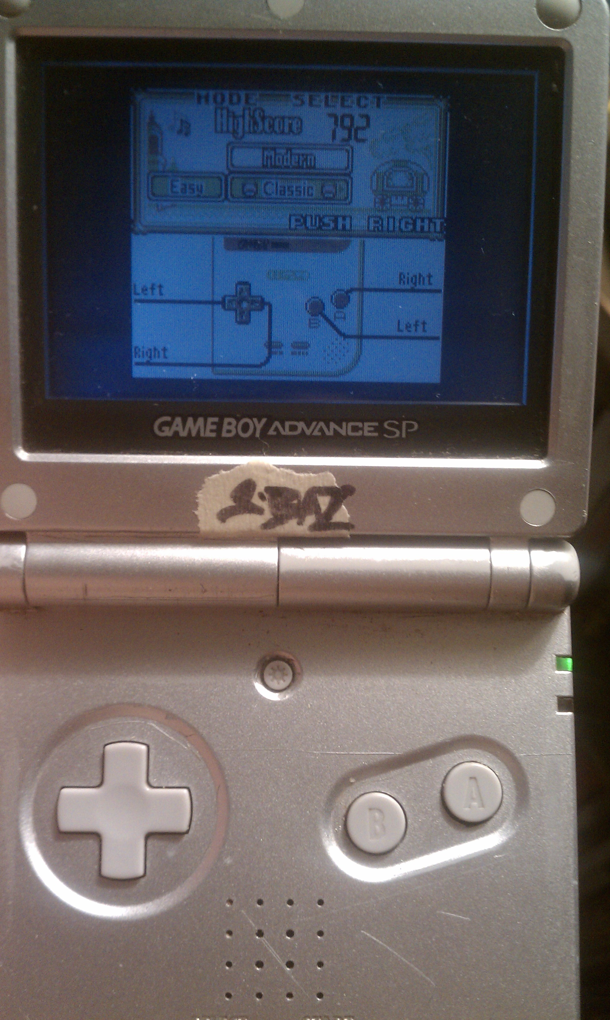 S.BAZ: Game & Watch Gallery: Fire [Classic: Easy] (Game Boy) 792 points on 2020-06-04 15:00:37