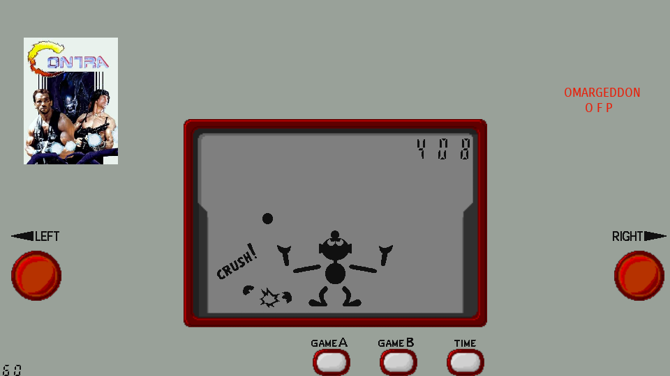 omargeddon: Game & Watch: Ball (Dedicated Handheld Emulated) 408 points on 2017-07-28 12:41:59