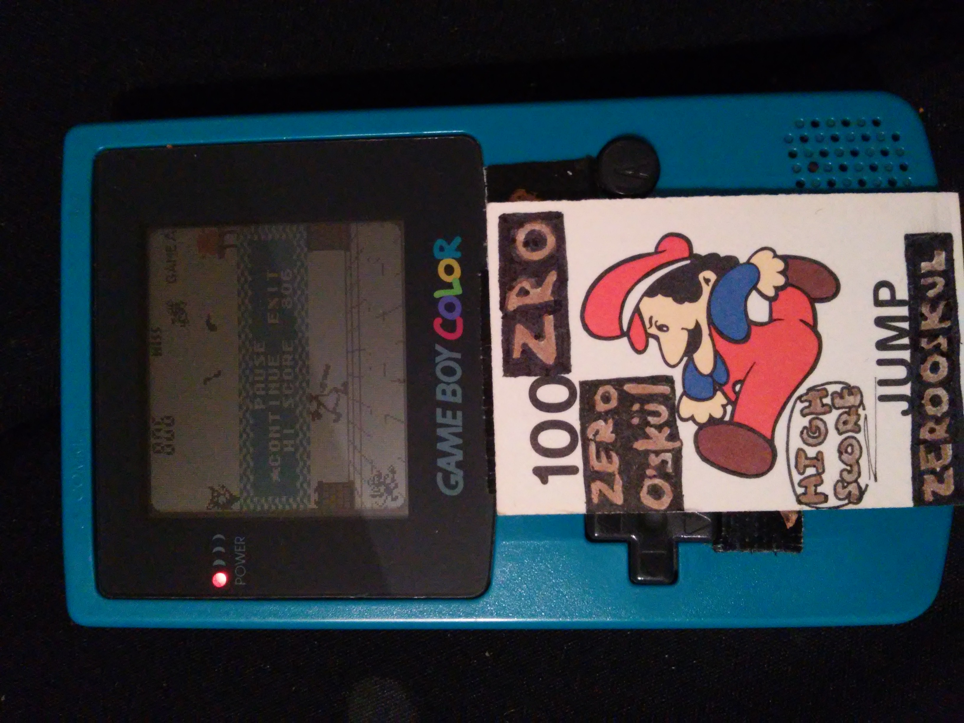 Game & Watch Gallery 2: Chef: Classic: Easy 829 points