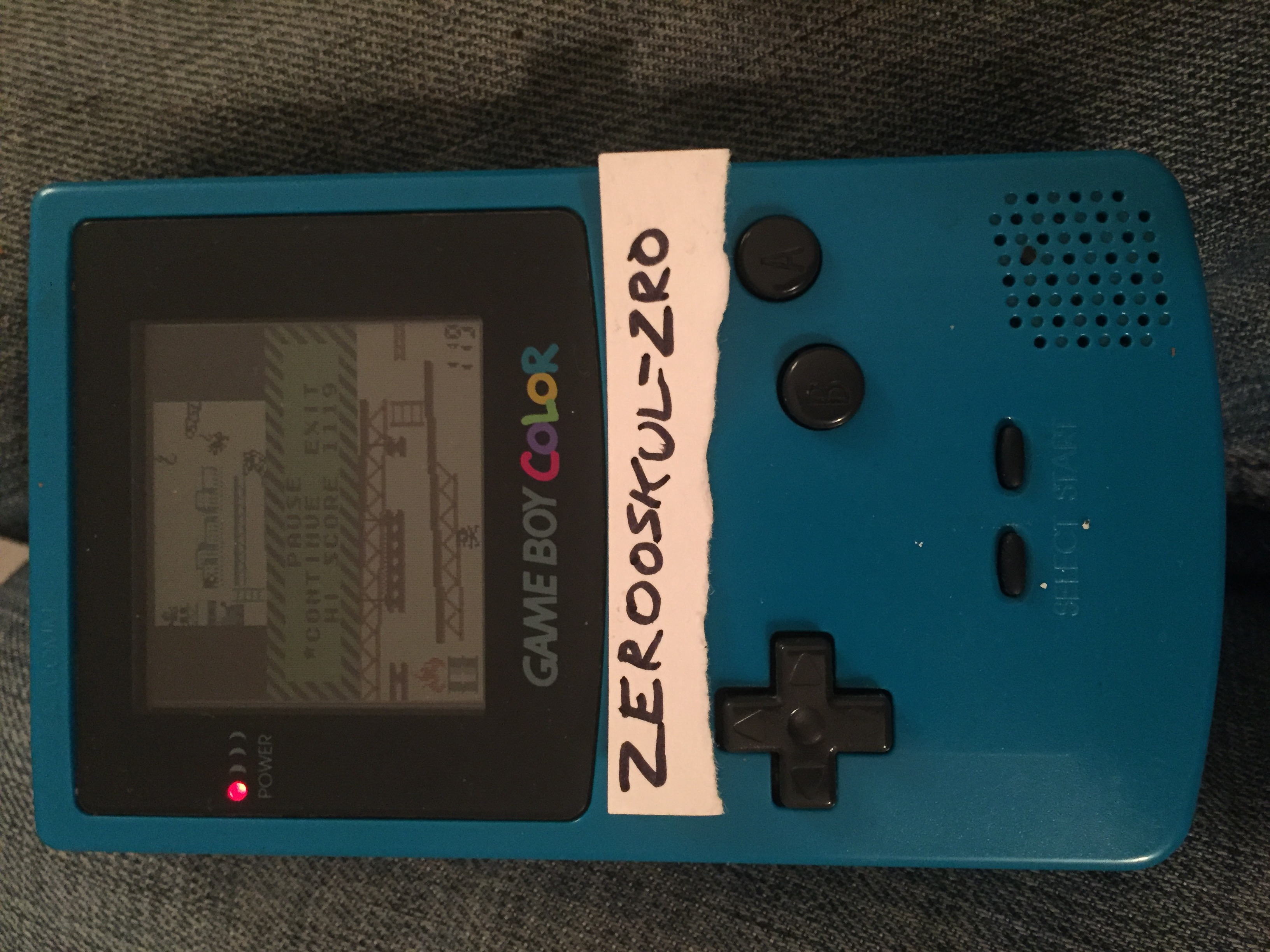 zerooskul: Game & Watch Gallery 2: Donkey Kong: Classic: Hard (Game Boy Color) 1,177 points on 2018-07-25 00:35:14