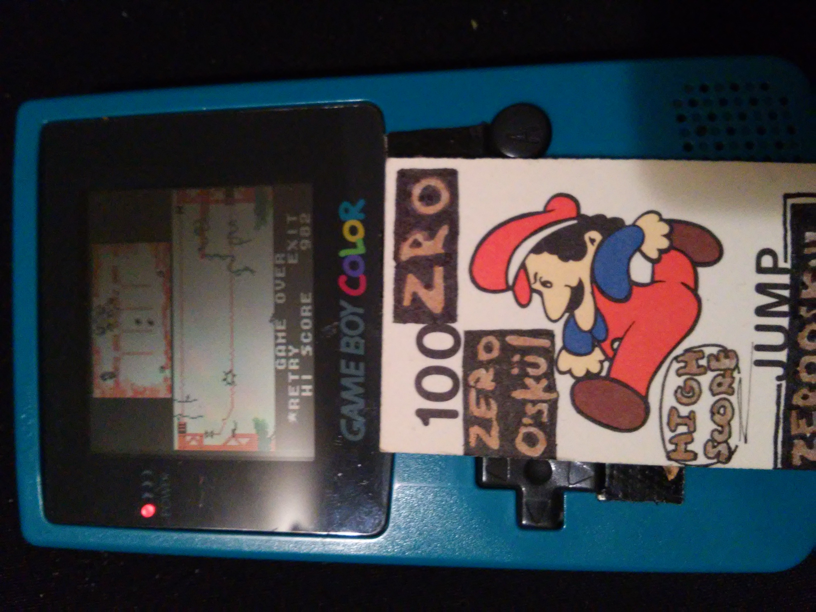 Game & Watch Gallery 2: Donkey Kong II [Classic: Easy] 982 points