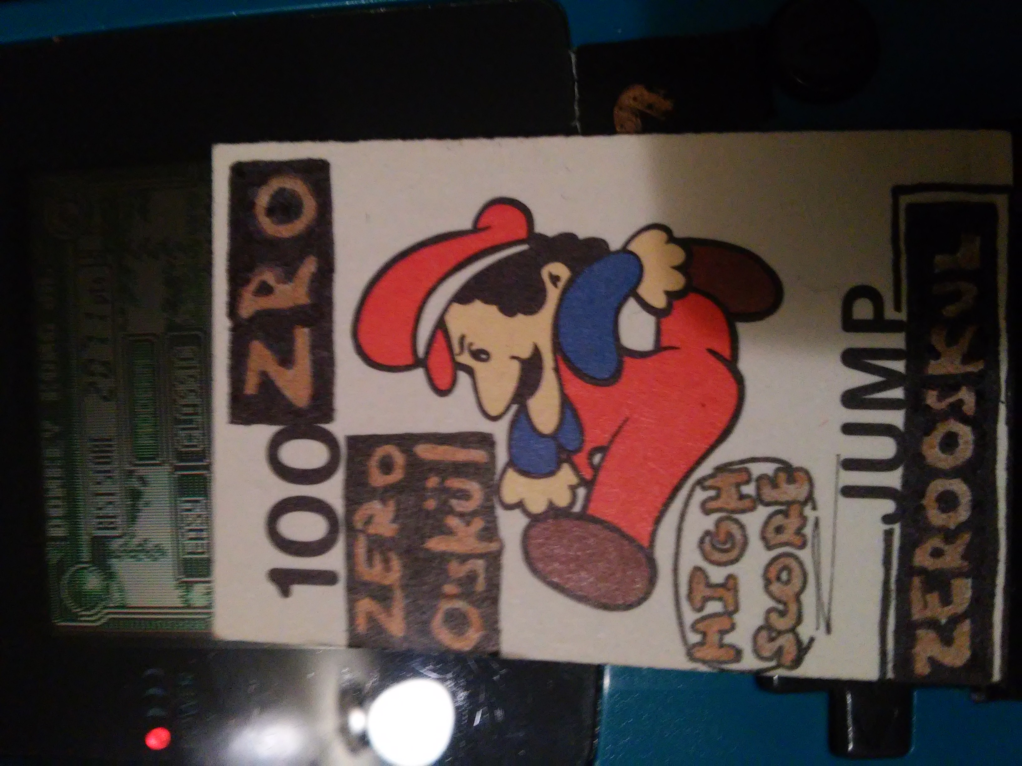 Game & Watch Gallery 3: Donkey Kong Jr: Classic: Easy 2,071 points