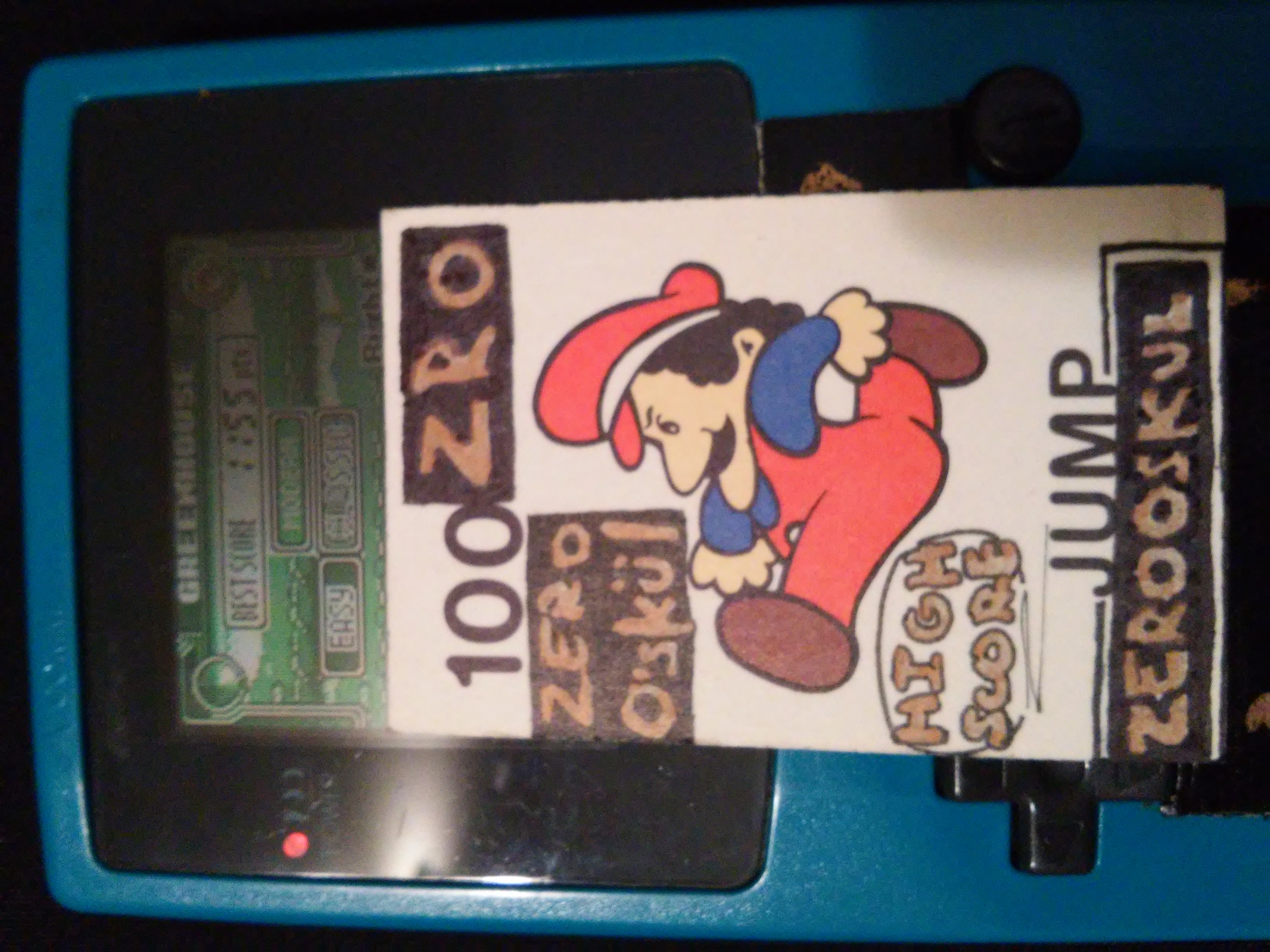 Game & Watch Gallery 3: Greenhouse: Classic: Easy 1,155 points