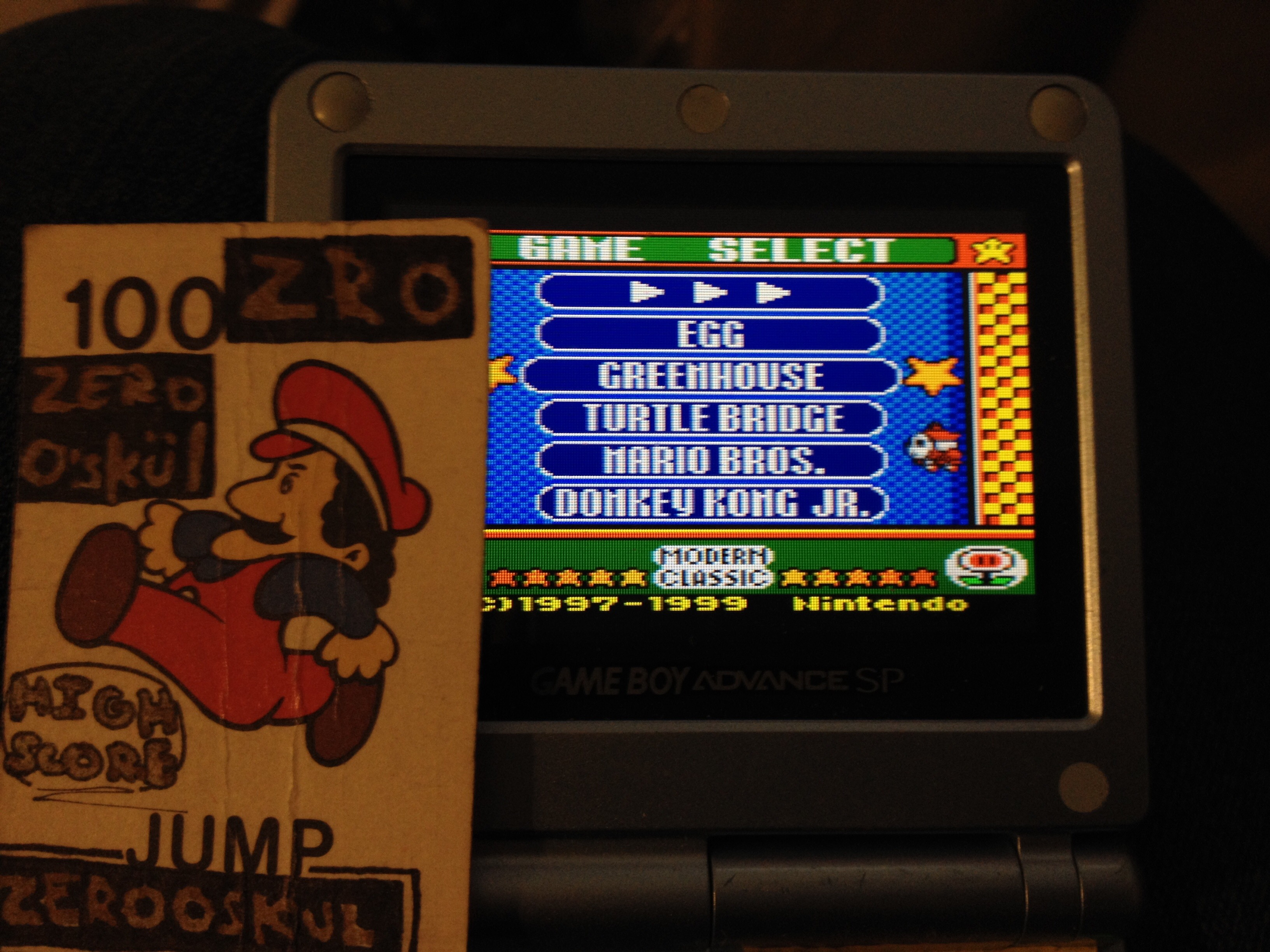 zerooskul: Game & Watch Gallery 3: Greenhouse: Classic: Hard (Game Boy Color) 1,113 points on 2019-04-26 18:23:33