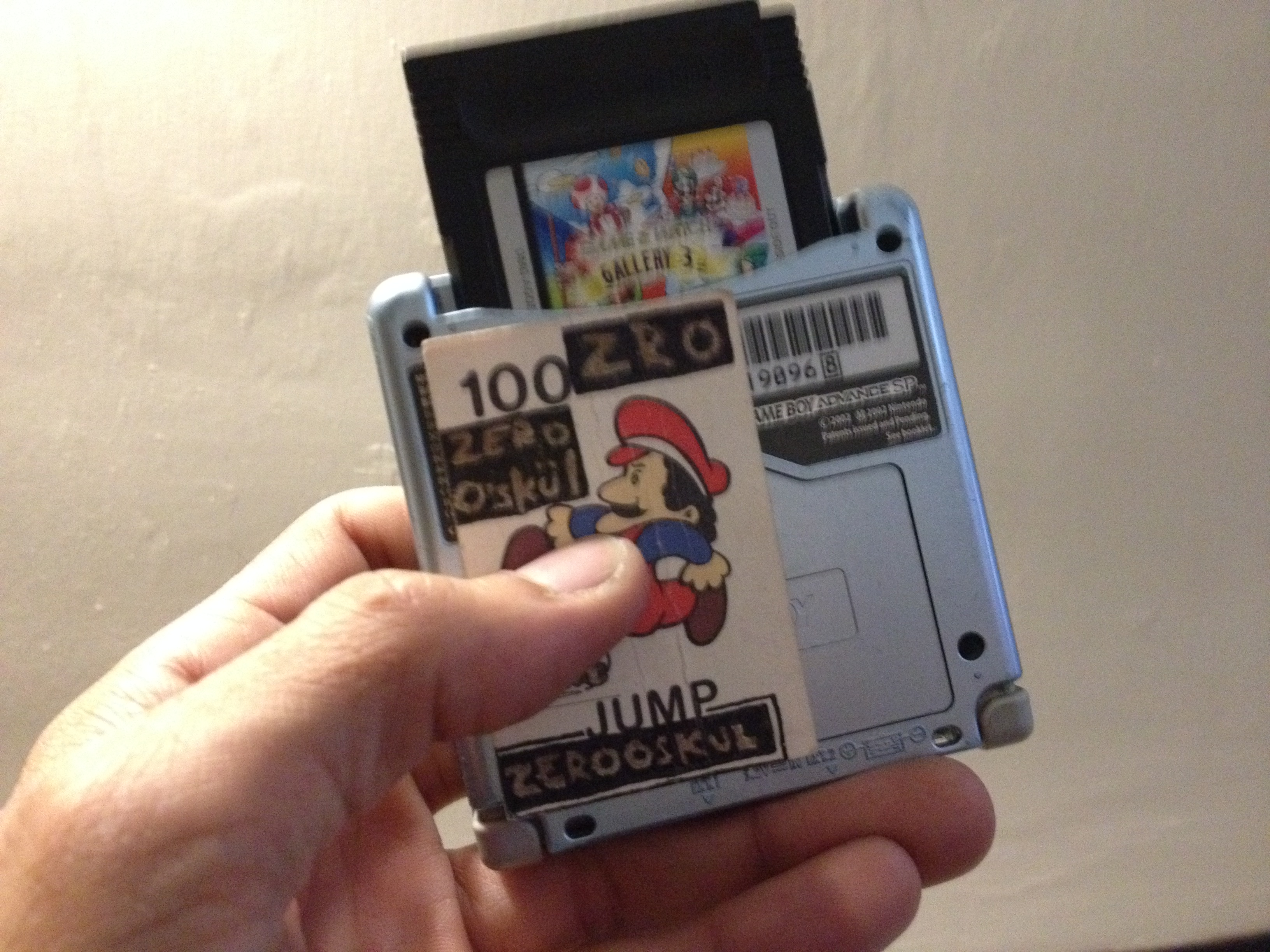Game & Watch Gallery 3: Greenhouse: Classic: Hard 1,113 points