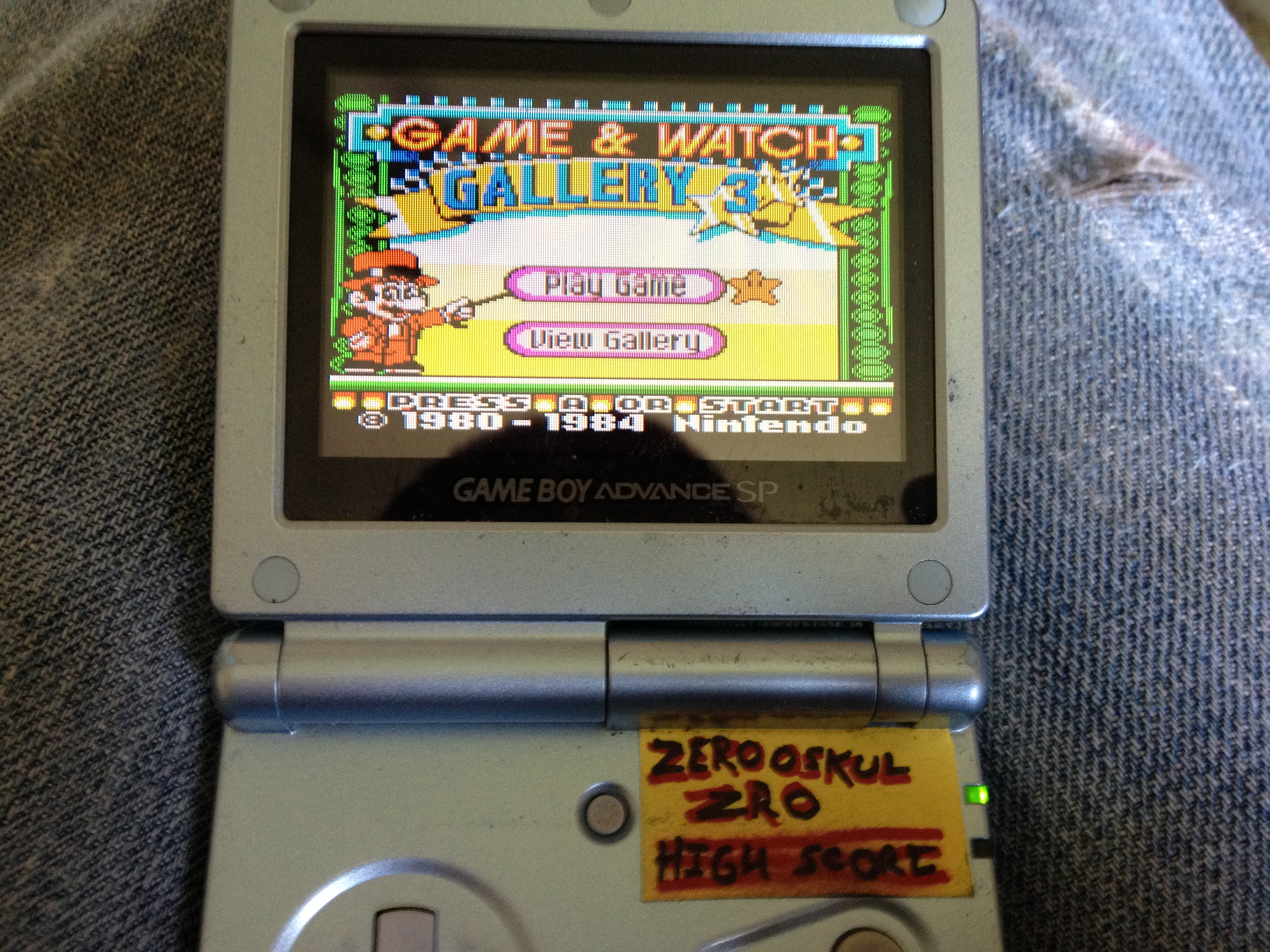 zerooskul: Game & Watch Gallery 3: Lion [Classic: Hard] (Game Boy Color) 436 points on 2019-05-02 12:56:32