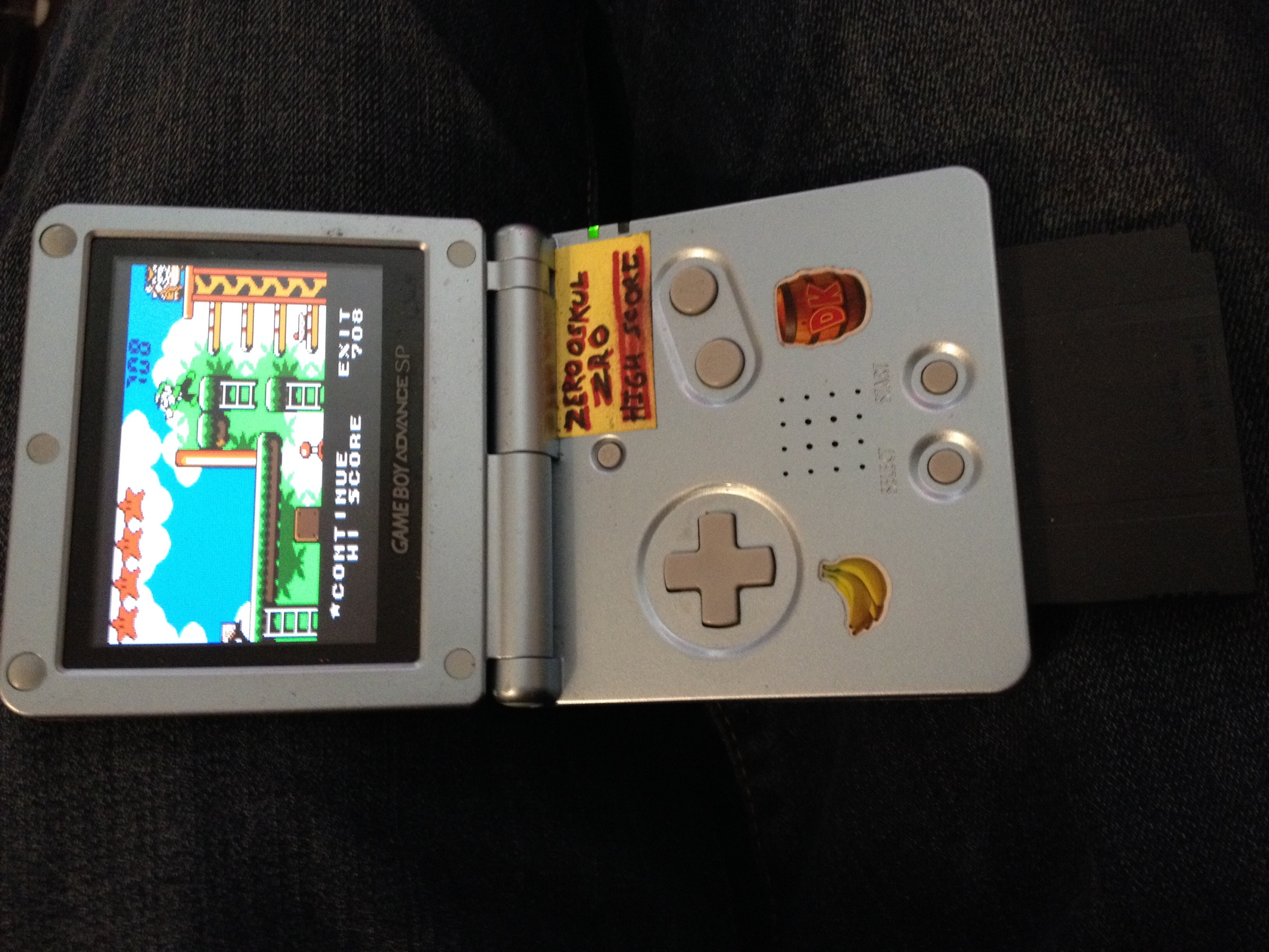 zerooskul: Game & Watch Gallery 3: Mario Bros: Modern: Hard (Game Boy Color) 1,119 points on 2019-04-23 16:54:10