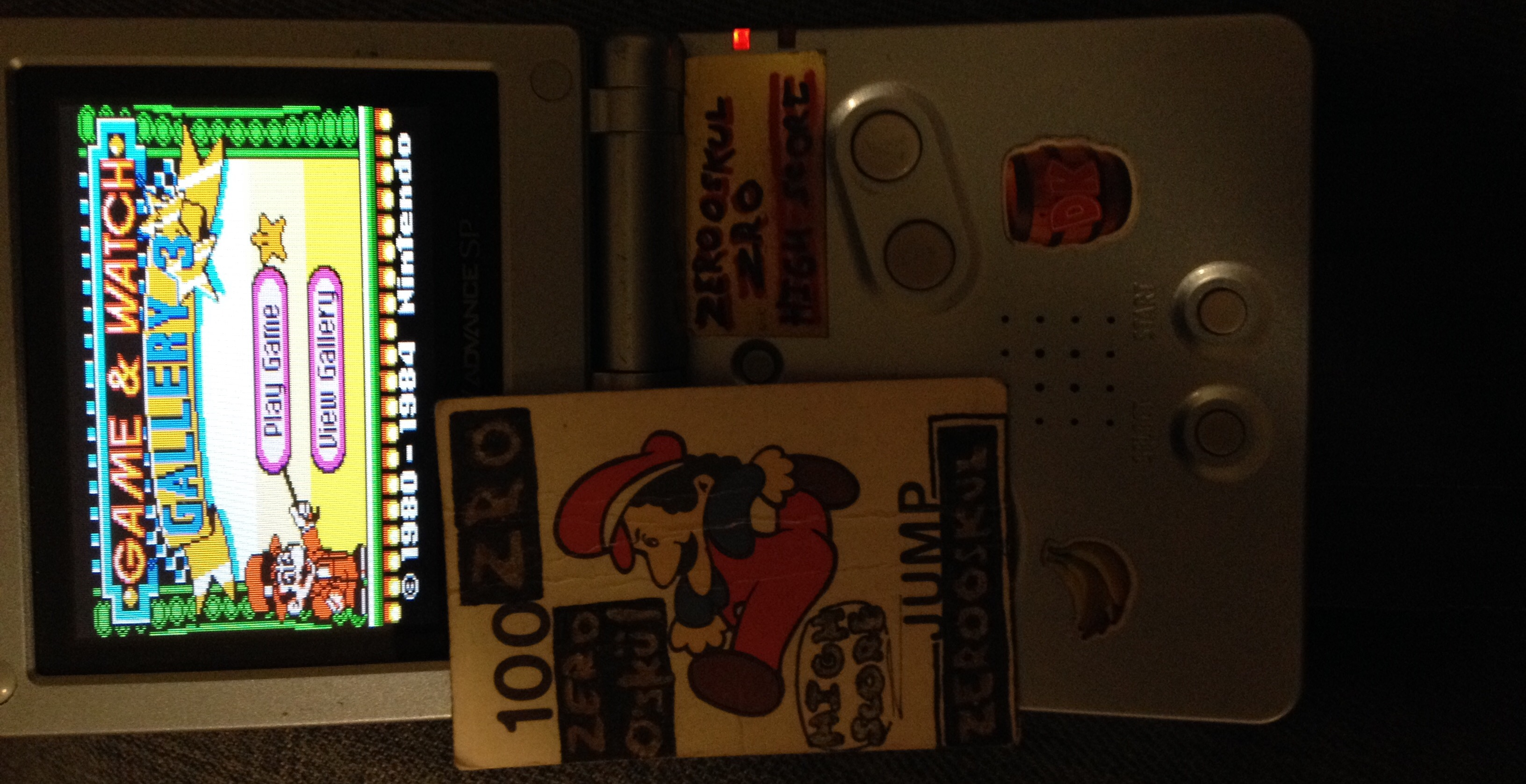 zerooskul: Game & Watch Gallery 3: Turtle Bridge: Classic: Easy (Game Boy Color) 1,917 points on 2019-06-10 00:18:30