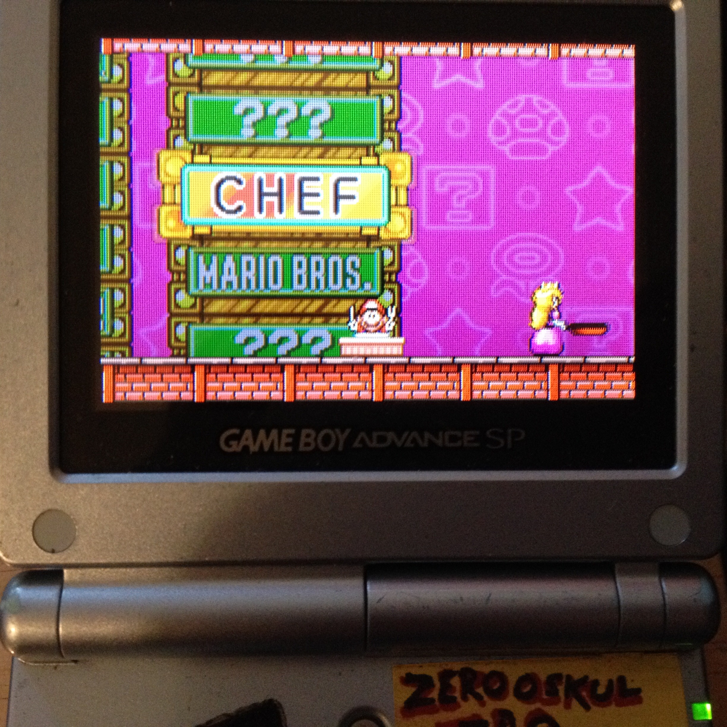 zerooskul: Game & Watch Gallery 4: Chef [Classic: Easy] (GBA) 920 points on 2019-08-09 18:44:54