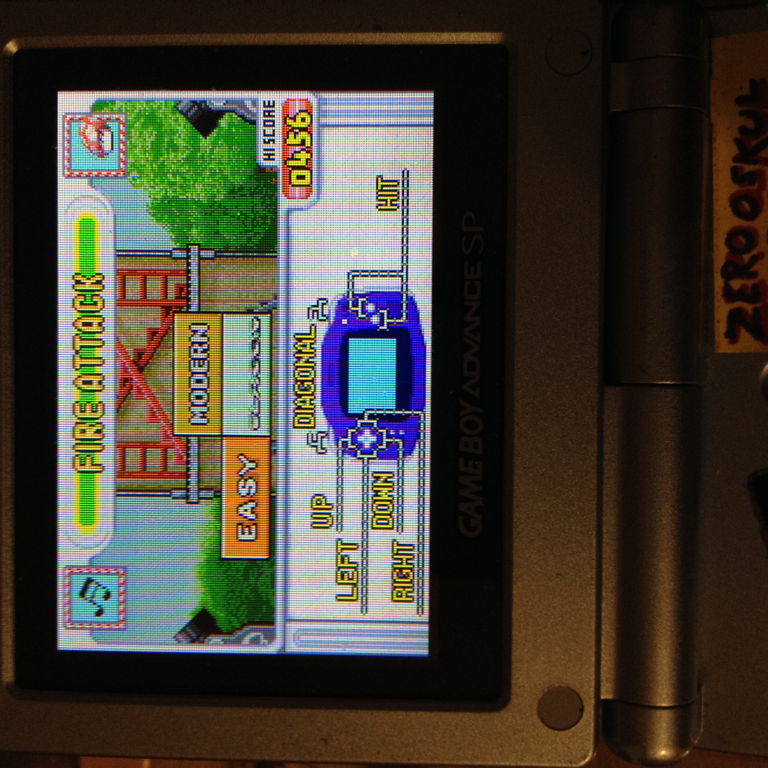 zerooskul: Game & Watch Gallery 4: Fire Attack [Classic: Easy] (GBA) 456 points on 2019-08-11 02:05:32