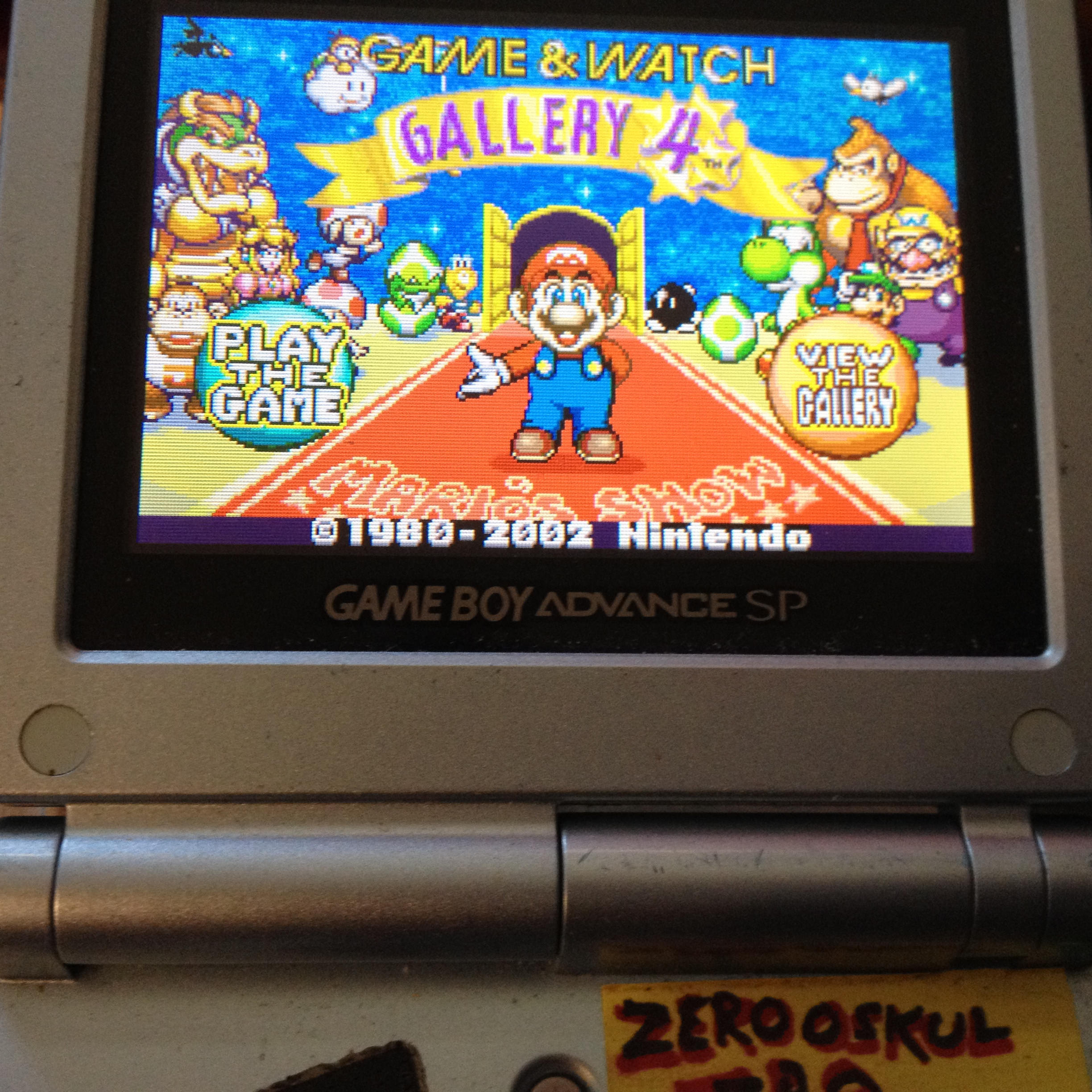 zerooskul: Game & Watch Gallery 4: Fire Attack [Classic: Hard] (GBA) 476 points on 2019-08-11 15:42:40