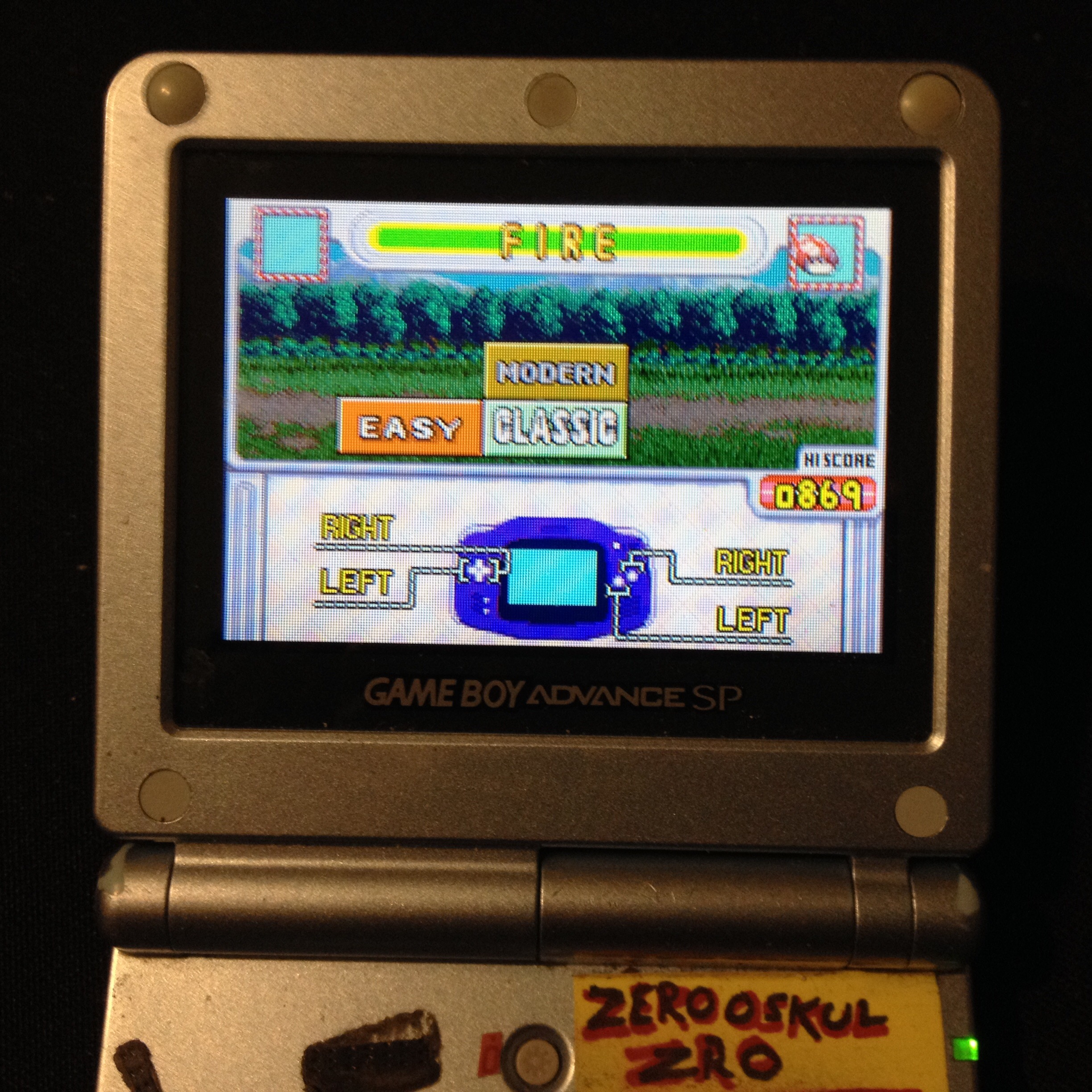 zerooskul: Game & Watch Gallery 4: Fire [Classic: Easy] (GBA) 869 points on 2019-12-14 23:39:54