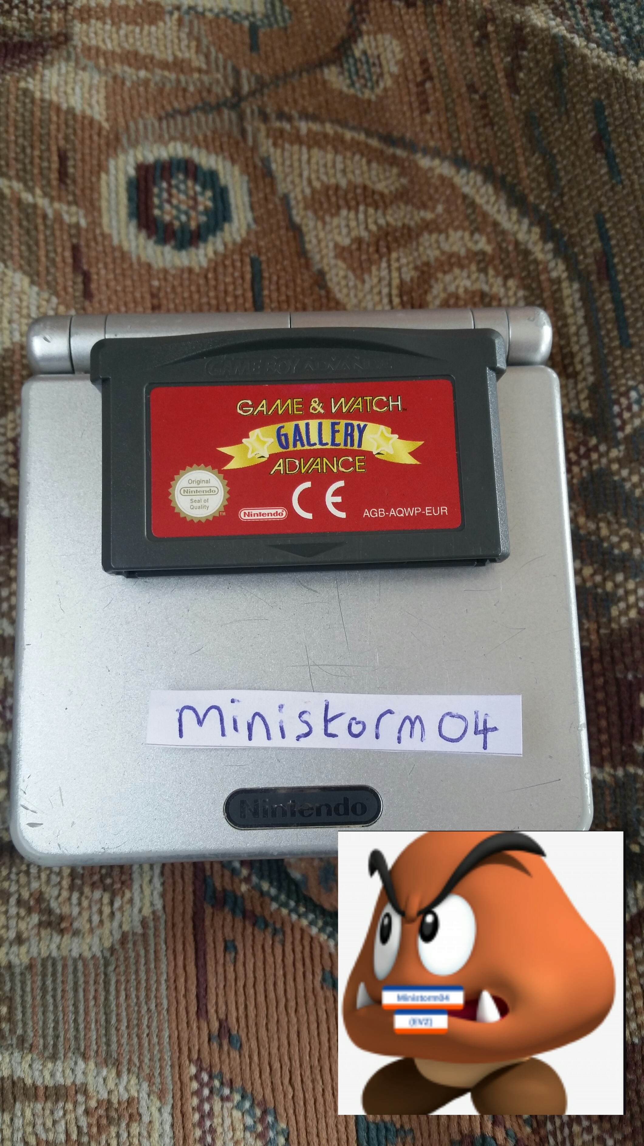 ministorm04: Game & Watch Gallery 4: Fire [Modern: Hard] (GBA) 72 points on 2019-05-27 09:28:56