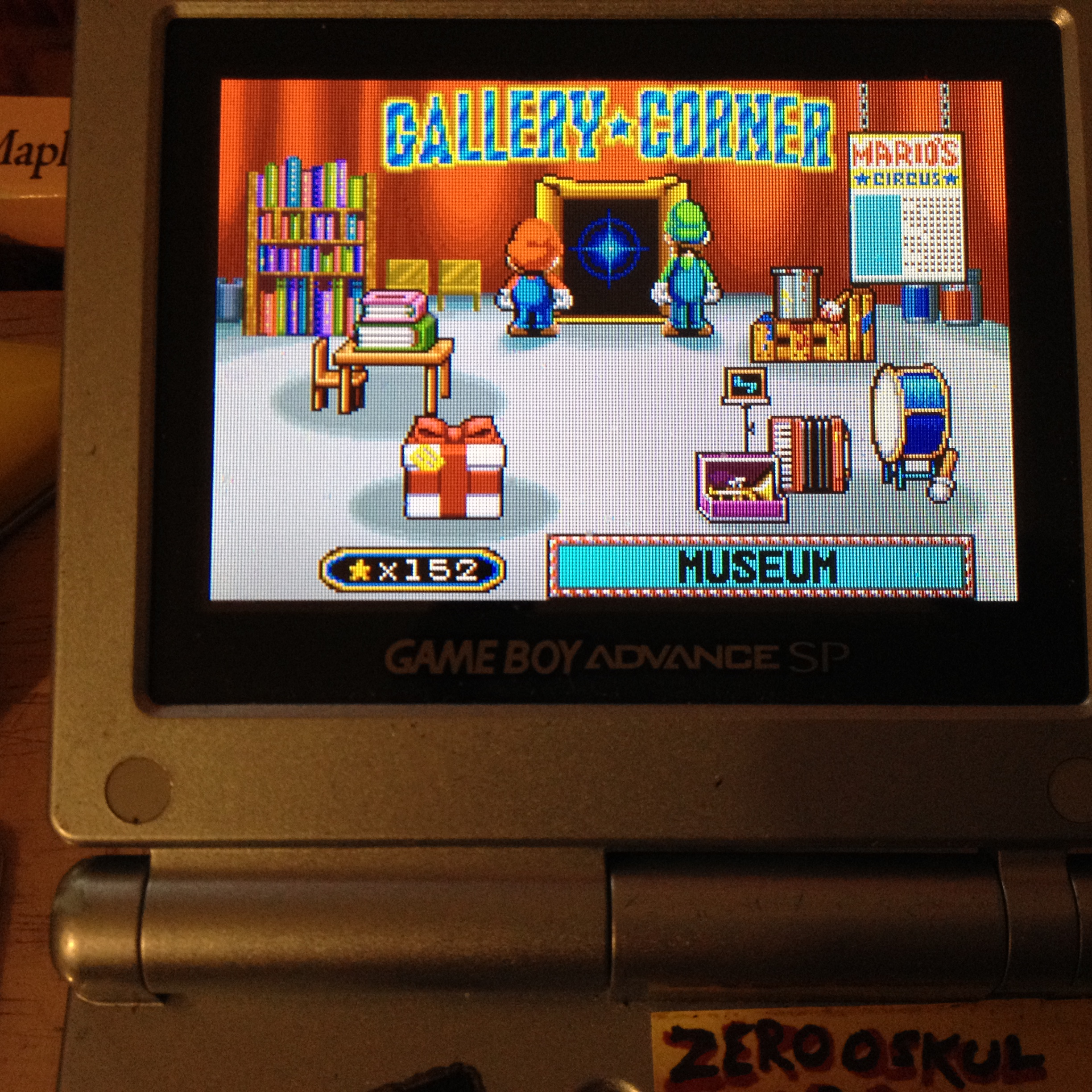 zerooskul: Game & Watch Gallery 4: Life Boat [Classic: Easy] (GBA) 487 points on 2019-08-20 19:07:54