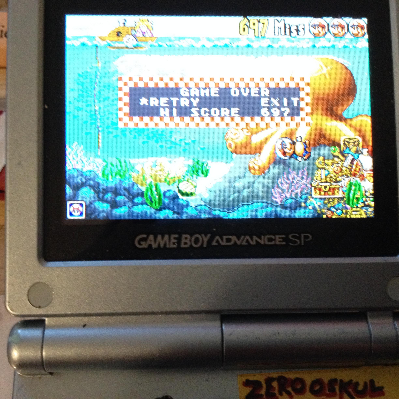 zerooskul: Game & Watch Gallery 4: Octopus [Modern: Easy] (GBA) 697 points on 2019-08-10 19:03:08
