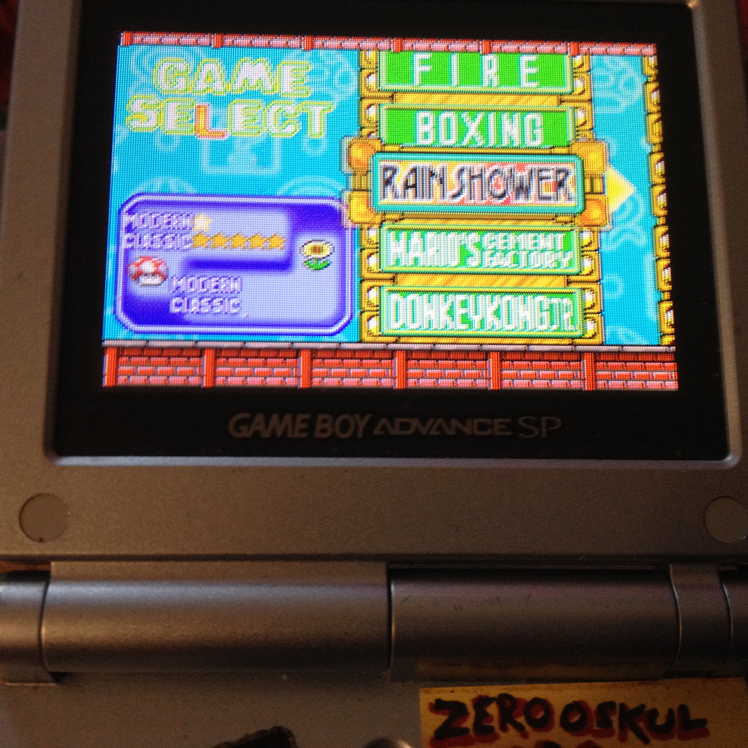 zerooskul: Game & Watch Gallery 4: Rain Shower [Classic: Easy] (GBA) 1,049 points on 2019-08-13 12:30:19