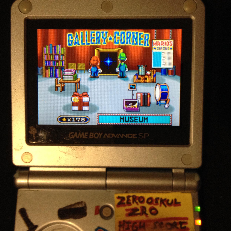 zerooskul: Game & Watch Gallery 4: Zelda (GBA) 10,880 points on 2019-12-15 01:31:01