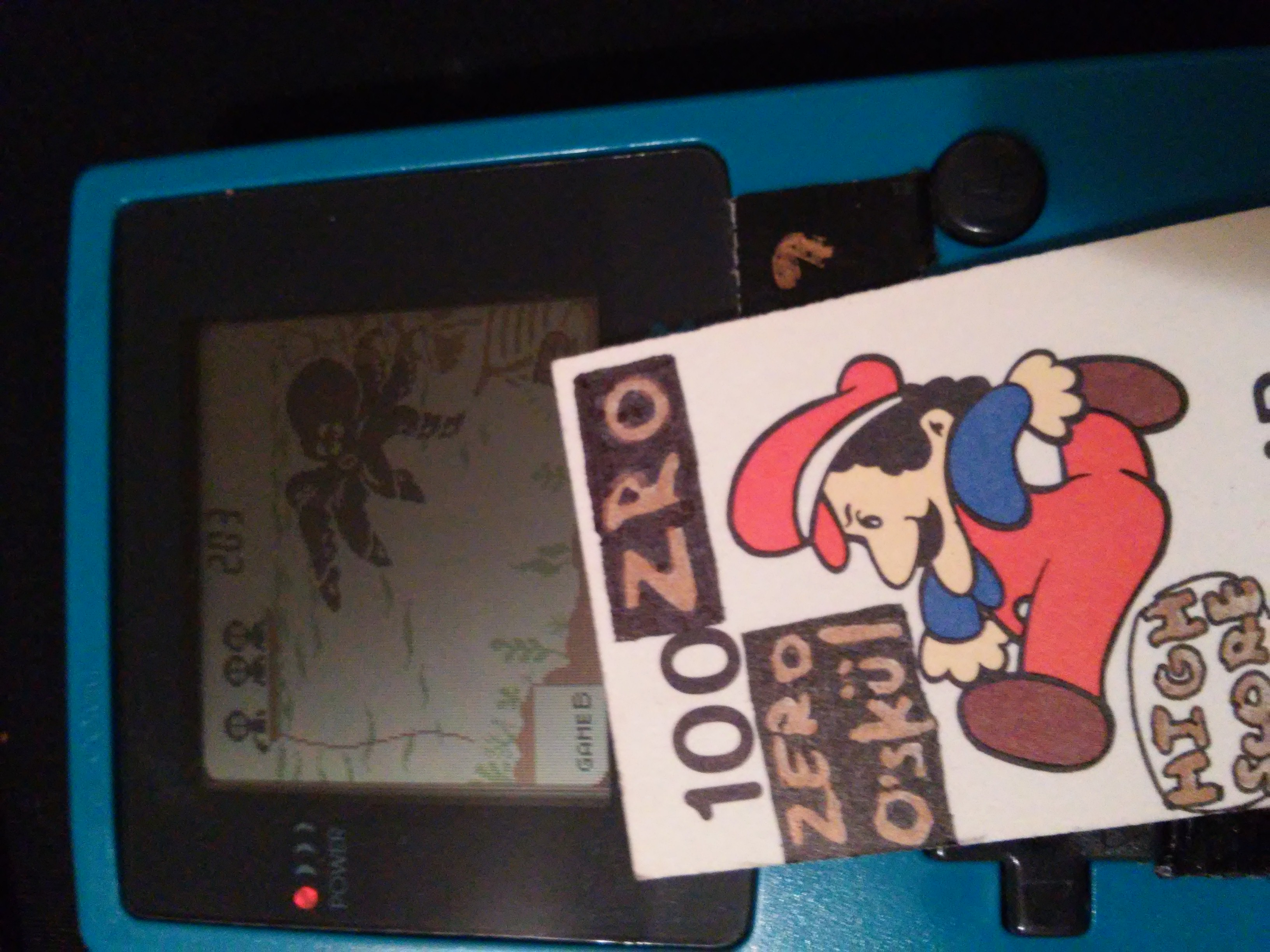 Game & Watch Gallery: Octopus [Classic: Hard] 283 points