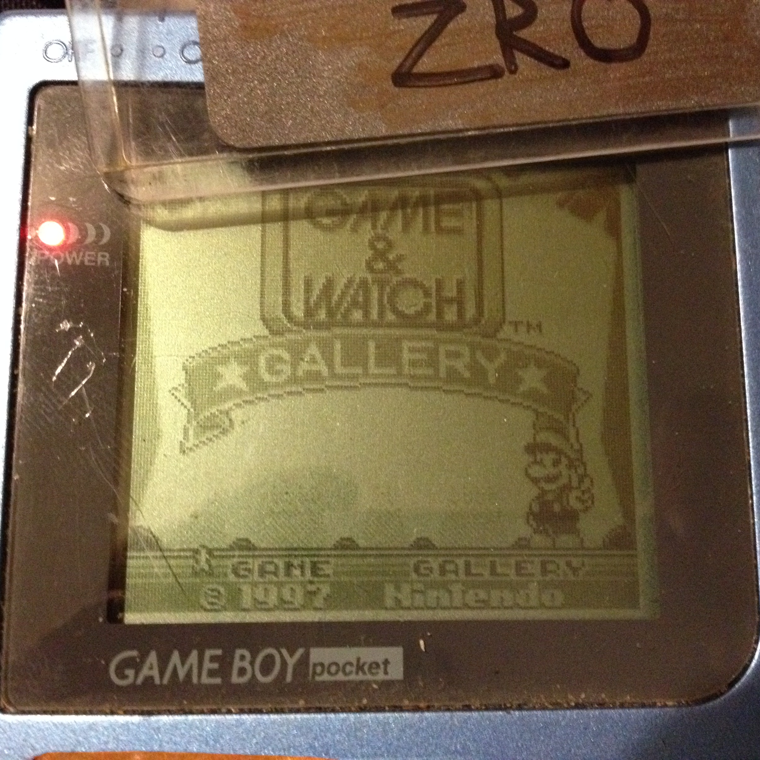 Game & Watch Gallery: Oil Panic [Classic: Easy]