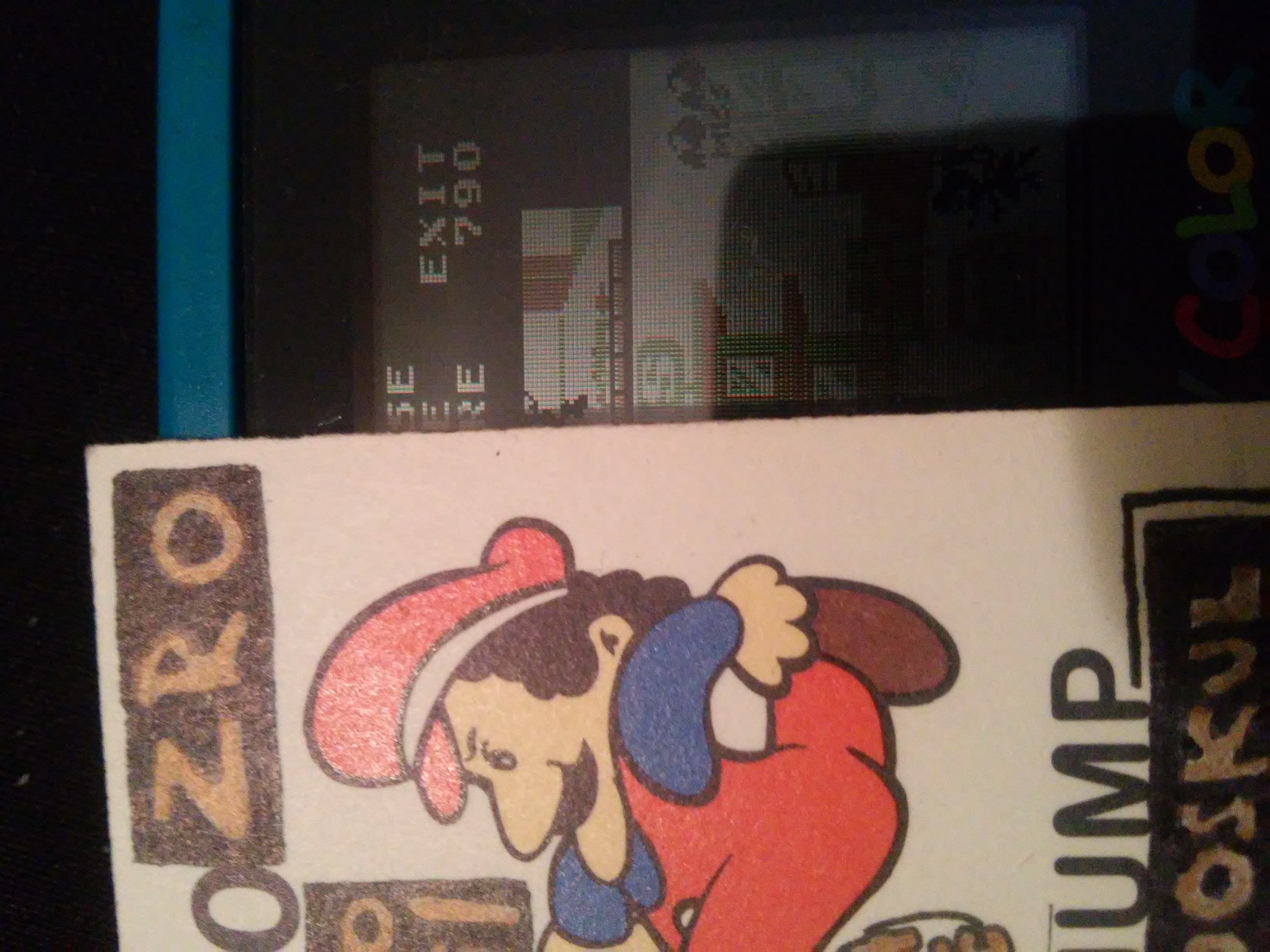 Game & Watch Gallery: Oil Panic [Classic: Hard] 944 points