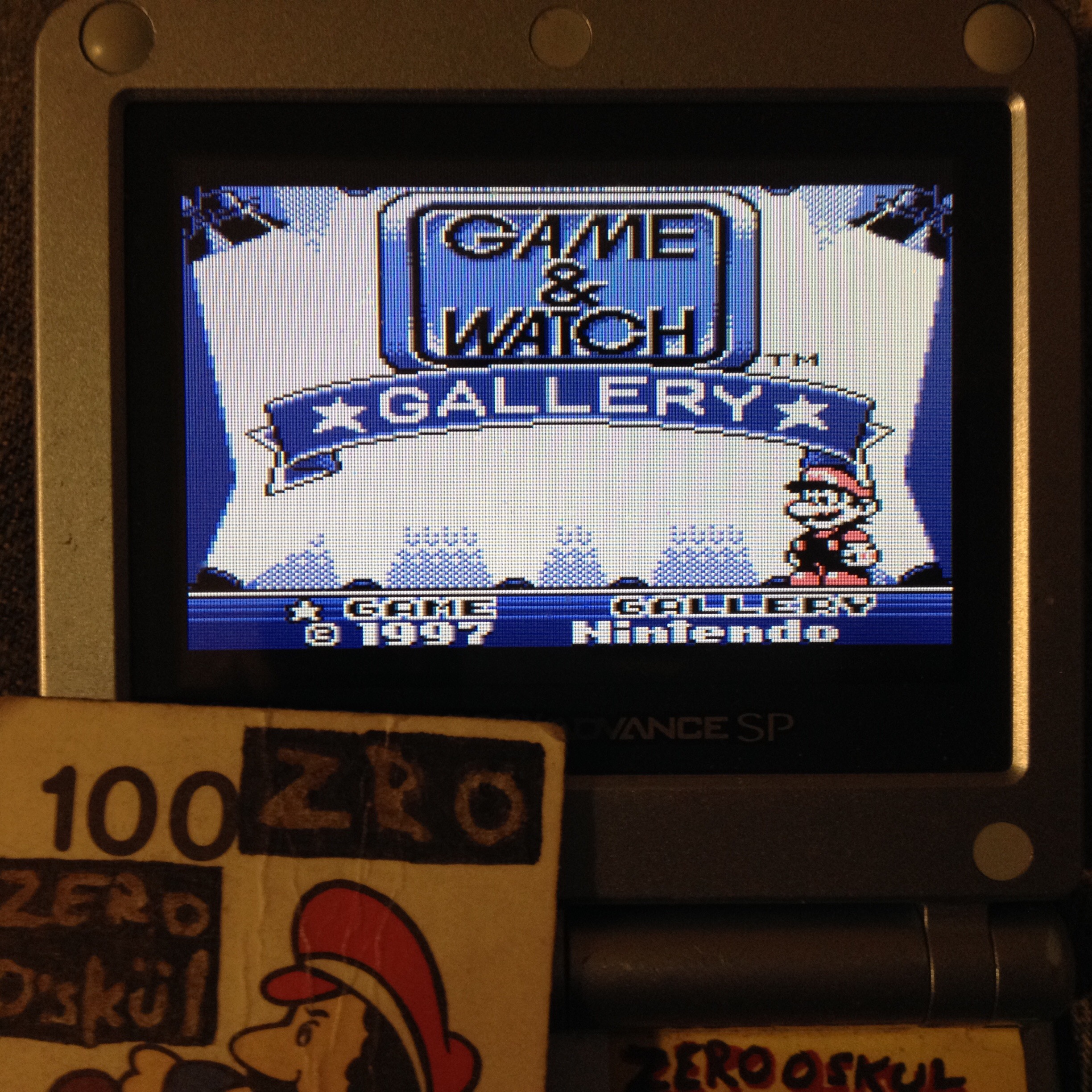 Game & Watch Gallery: Oil Panic [Modern: Easy] 699 points