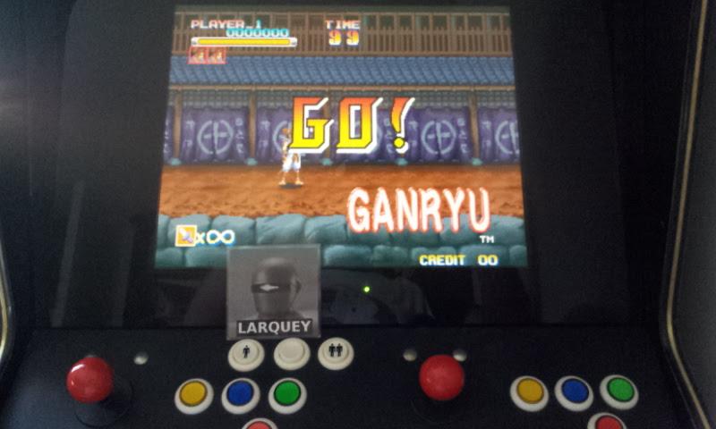 Larquey: Ganryu (Jamma Pandora