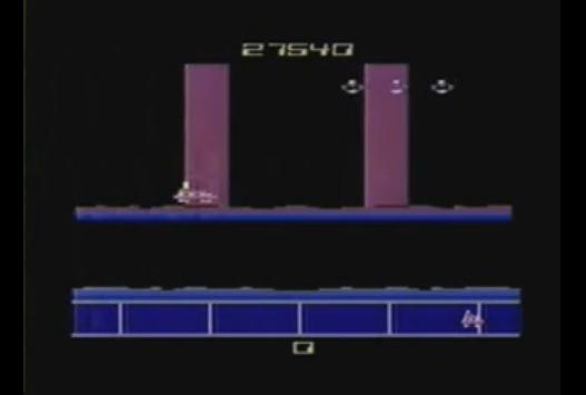 scottithgames: Gas Hog (Atari 2600 Novice/B) 27,540 points on 2016-05-01 10:19:32