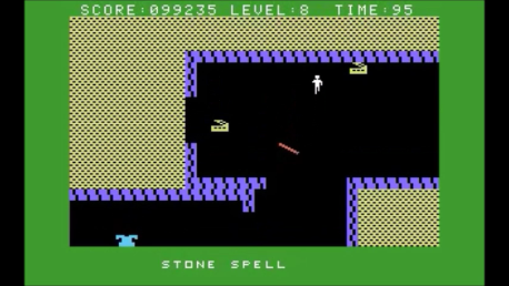 ed1475: Gateway to Apshai (Colecovision Emulated) 99,235 points on 2016-12-11 14:41:48