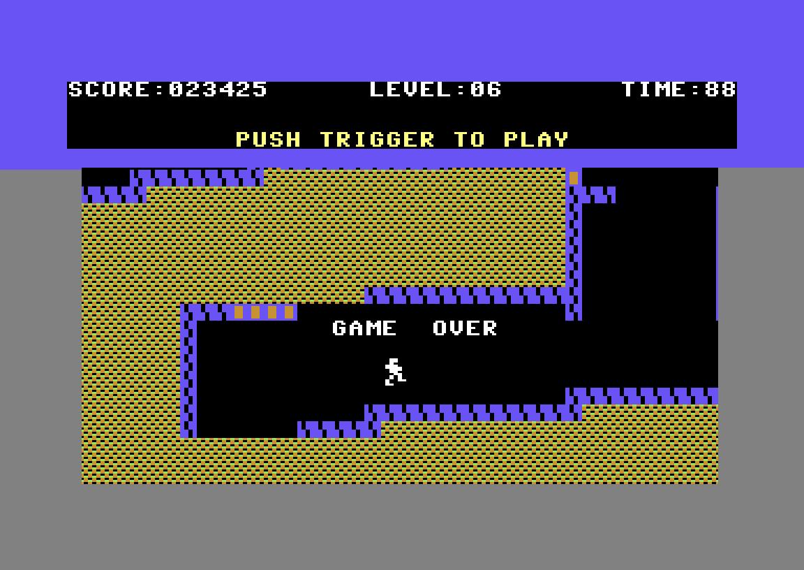Hyeron: Gateway to Apshai (Commodore 64 Emulated) 23,425 points on 2020-02-27 00:58:36