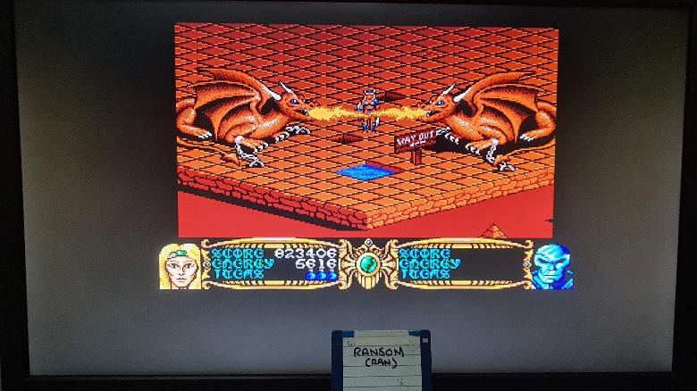 Gauntlet III: The Final Quest 823,406 points