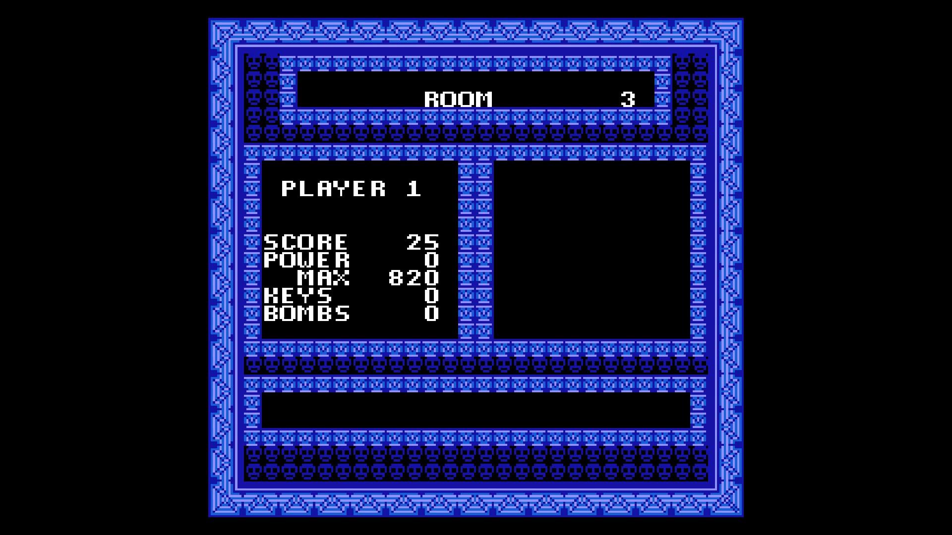 AkinNahtanoj: Gauntlet (NES/Famicom Emulated) 25 points on 2020-10-08 12:41:59