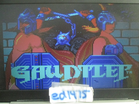 ed1475: Gauntlet (PC Emulated / DOSBox) 1,895 points on 2018-12-17 19:20:57
