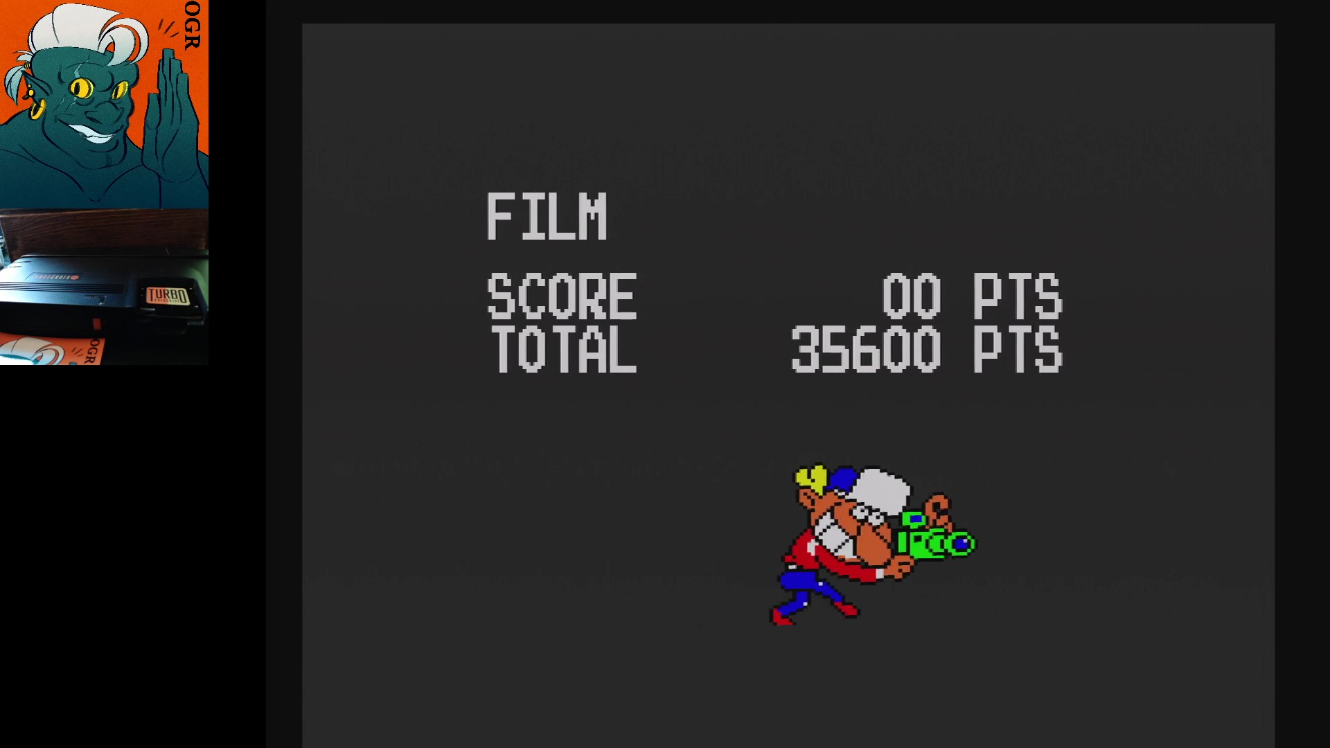 AwesomeOgre: Gekisha Boy (TurboGrafx-16/PC Engine) 35,600 points on 2020-04-22 12:24:10