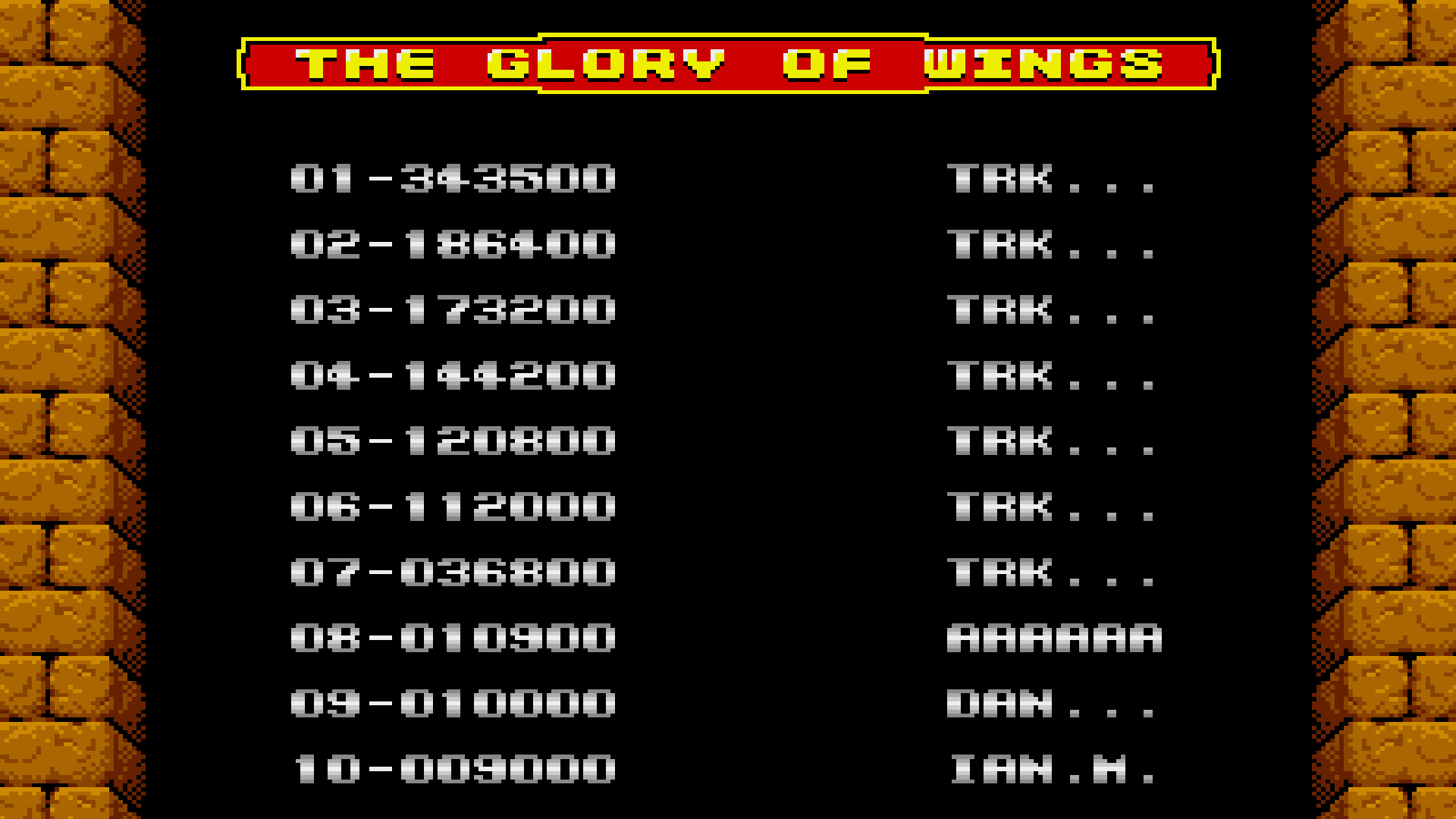 TheTrickster: Gemini Wing (Amiga Emulated) 343,500 points on 2015-08-31 06:52:45