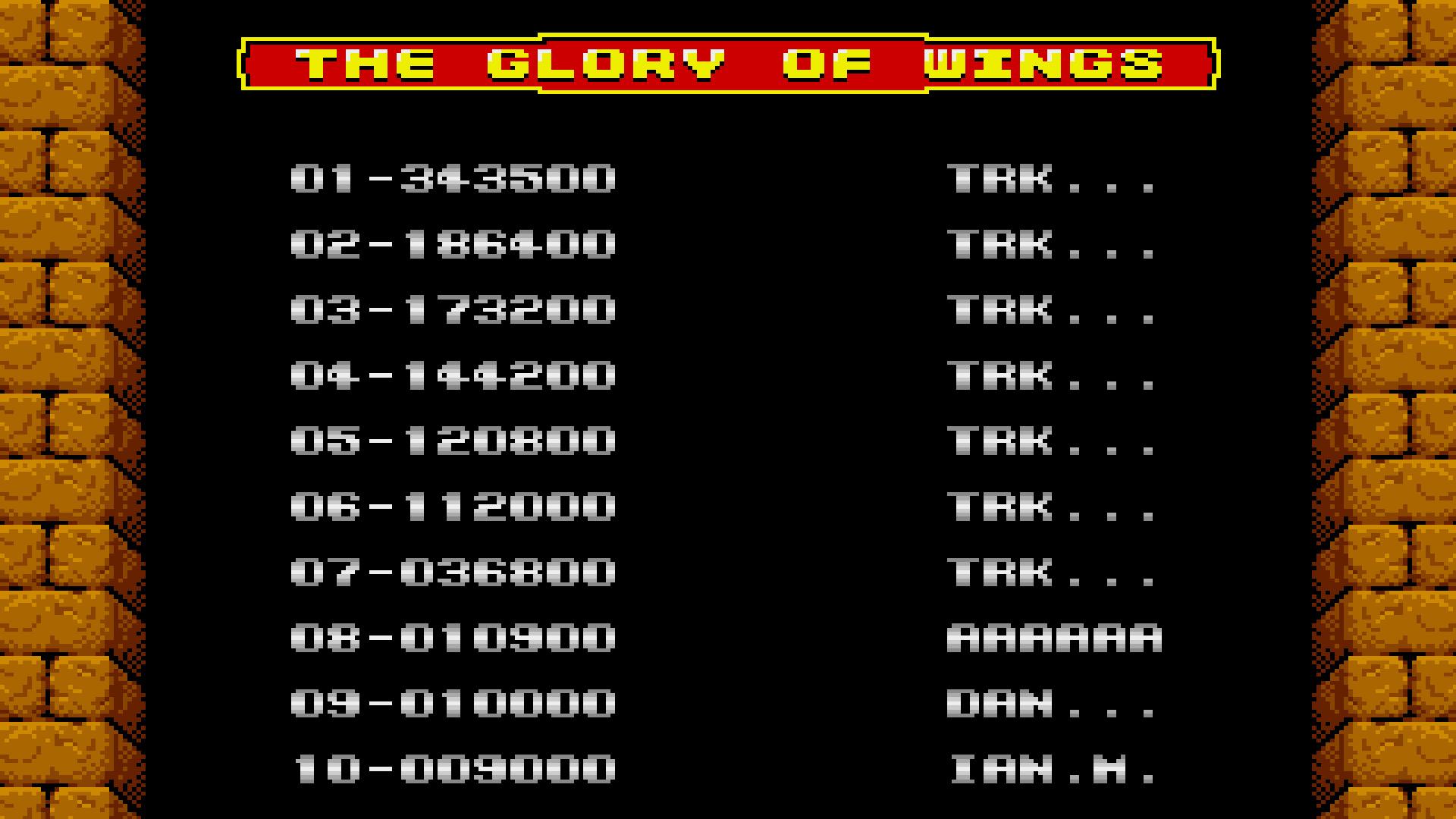 Gemini Wing 343,500 points