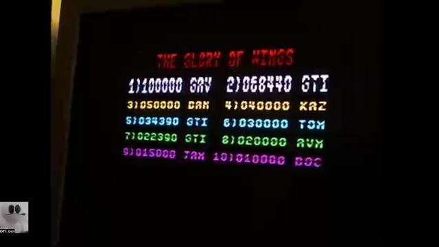 Gemini Wing 68,440 points