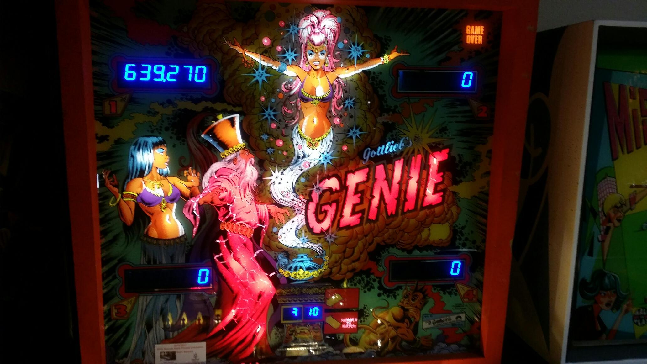 Genie 639,270 points