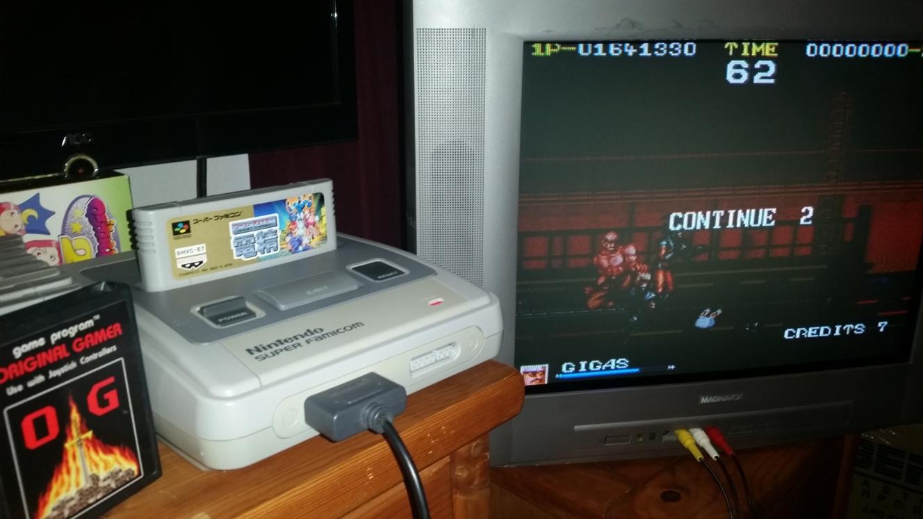 OriginalGamer: Ghost Chaser Densei (SNES/Super Famicom) 1,641,330 points on 2016-06-26 22:56:16