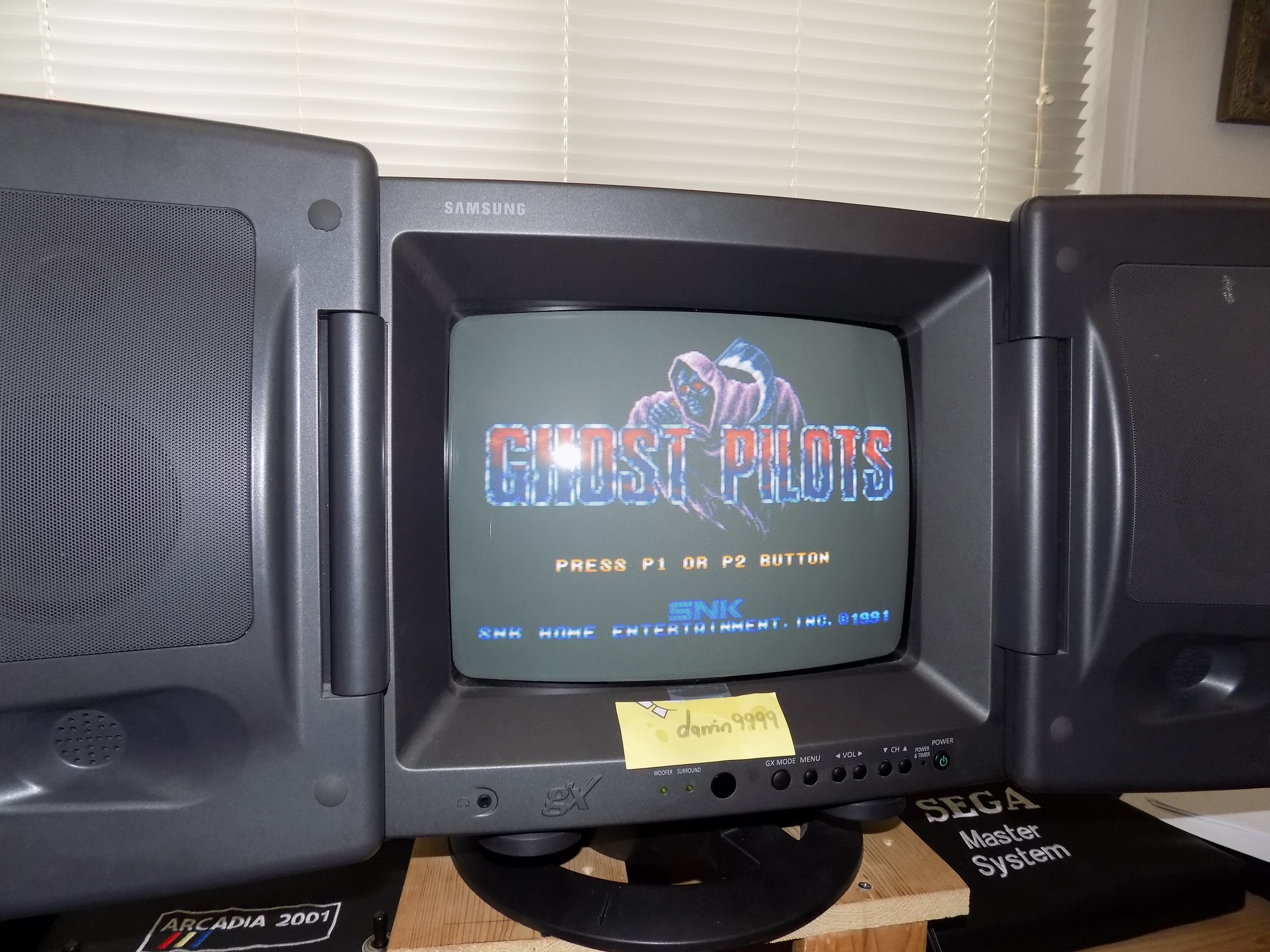 darrin9999: Ghost Pilots (Neo Geo) 85,300 points on 2017-07-28 13:16:03