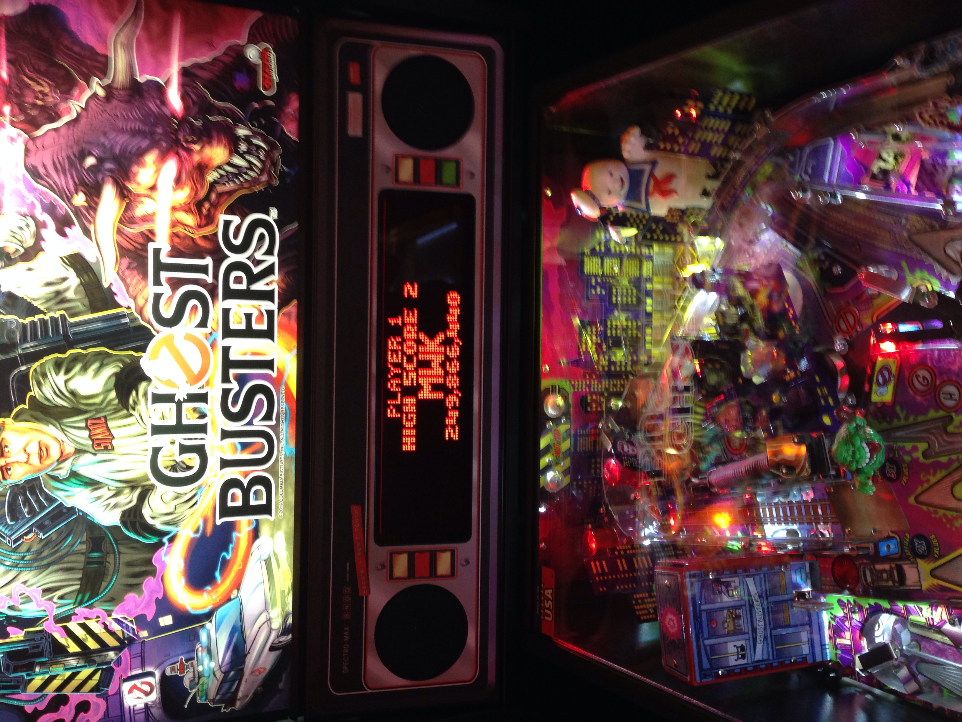 Ghostbusters 249,866,440 points