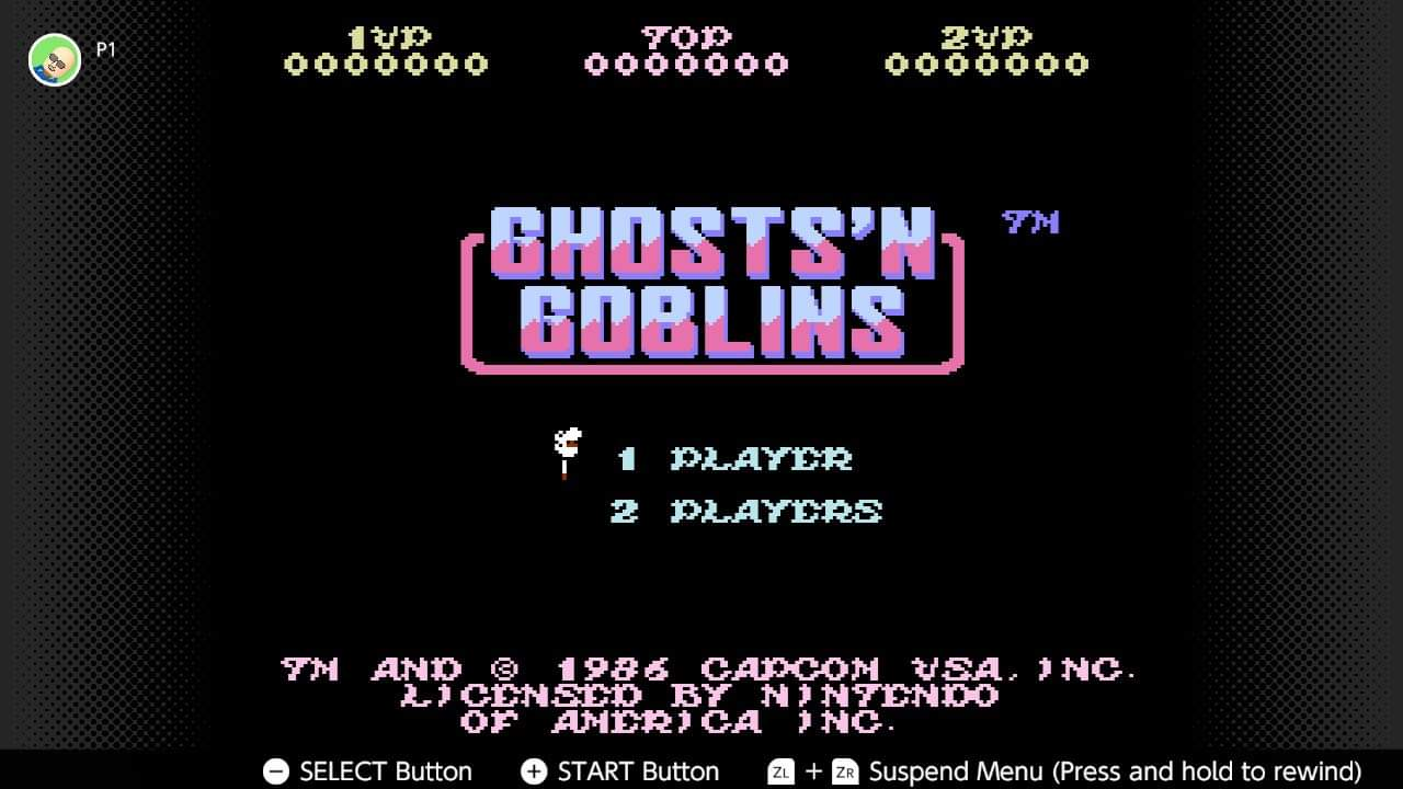 JML101582: Ghosts N Goblins (NES/Famicom Emulated) 18,900 points on 2021-01-09 14:41:48