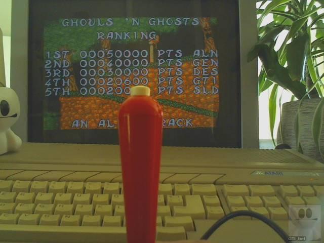 GTibel: Ghouls