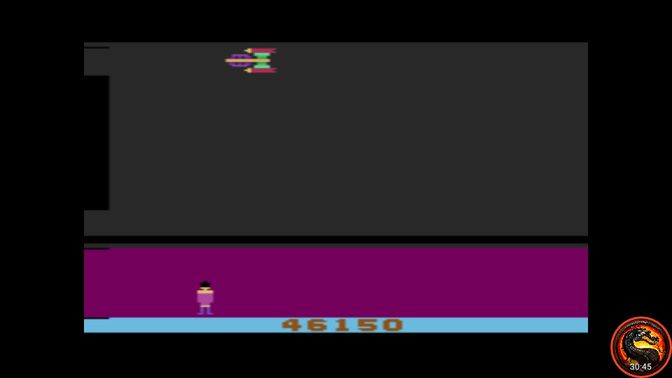 omargeddon: Glacier Patrol: Game 4 (Atari 2600 Emulated Novice/B Mode) 46,150 points on 2020-09-16 23:58:53