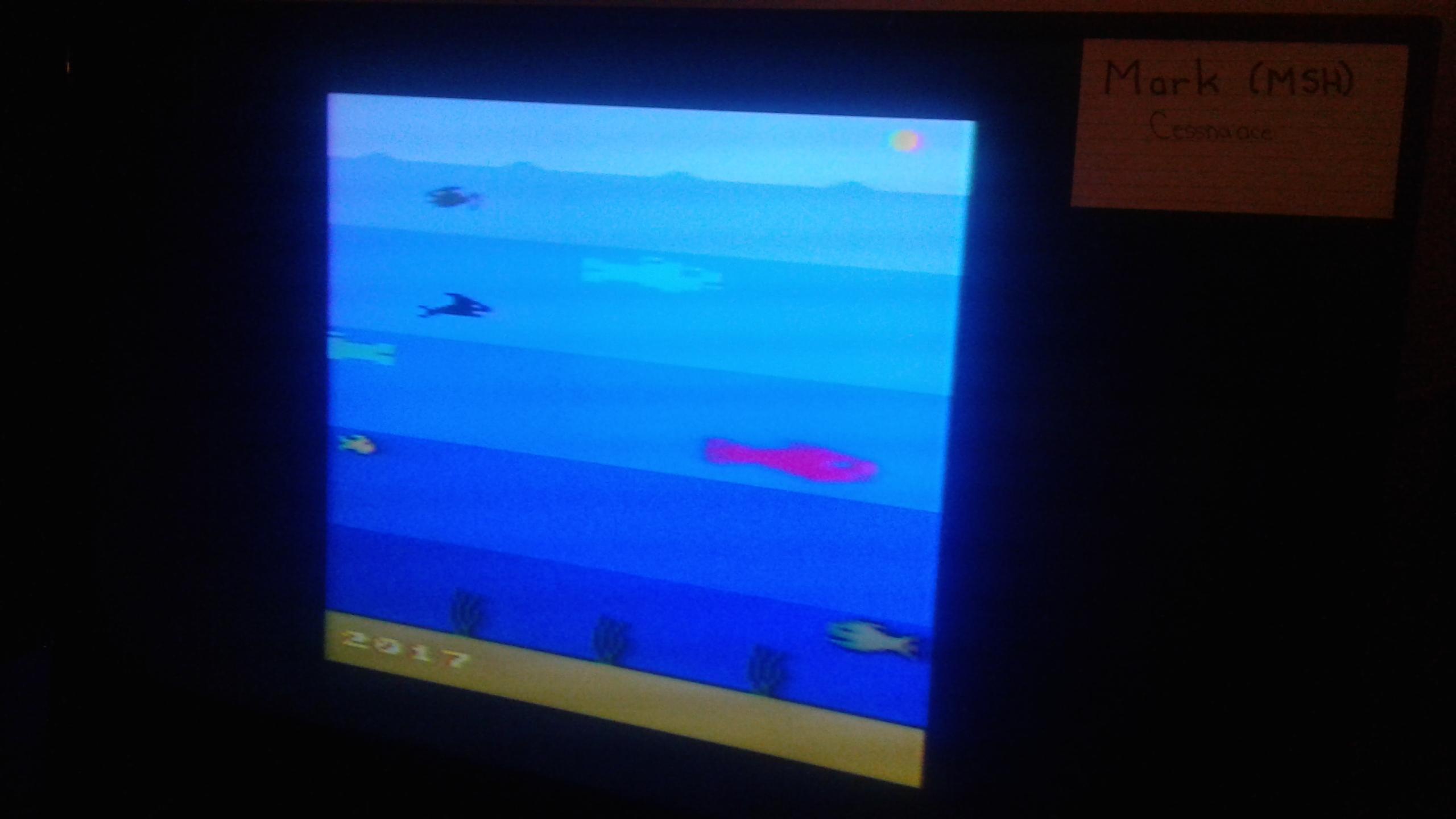 Mark: Go Fish (Atari 2600 Novice/B) 2,017 points on 2019-05-27 02:07:57