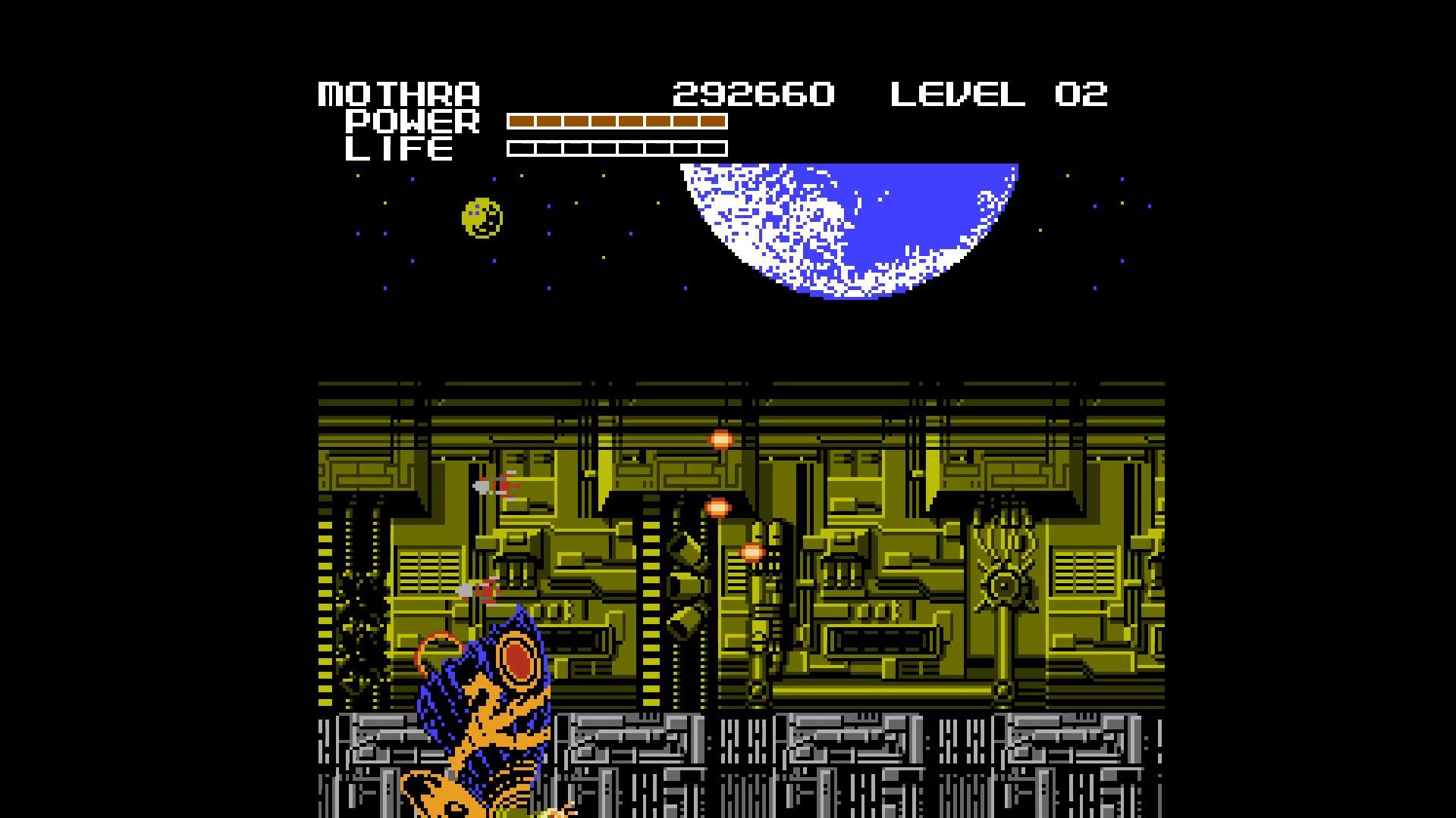 AkinNahtanoj: Godzilla: Monster of Monsters! (NES/Famicom Emulated) 292,660 points on 2020-10-25 04:53:11