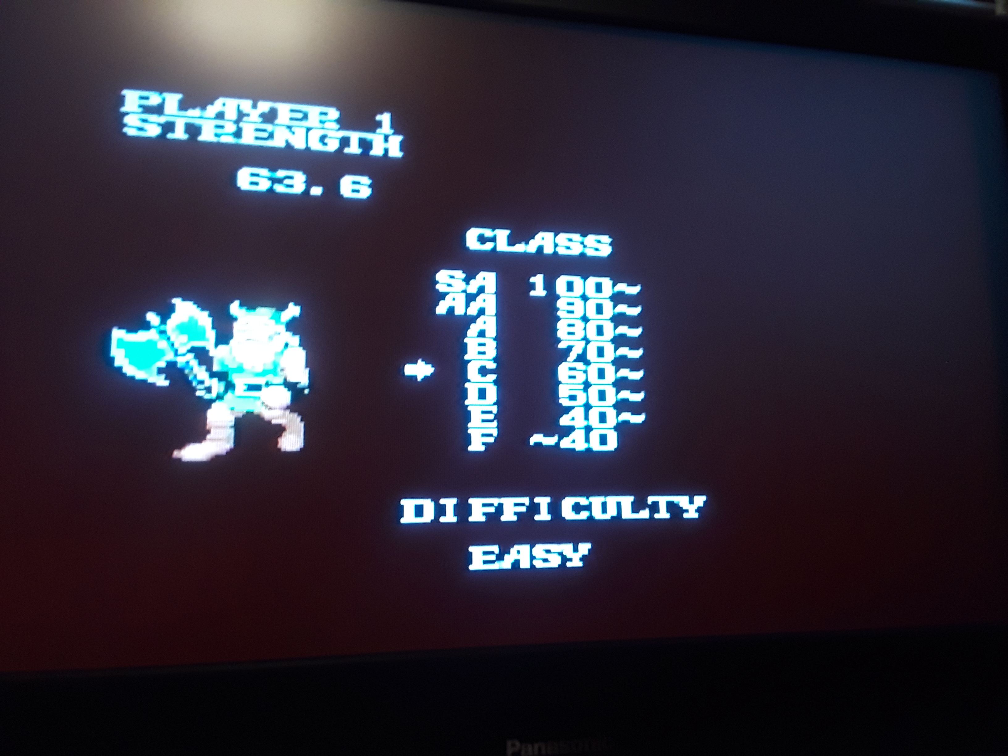 Golden Axe II [Easy] 64 points