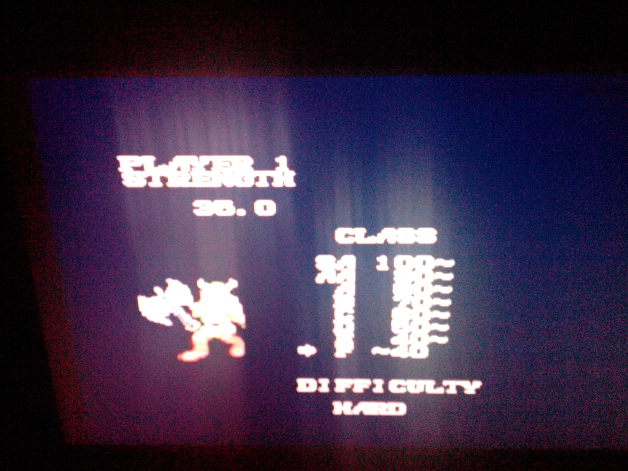 Golden axe II [Hard] 35 points