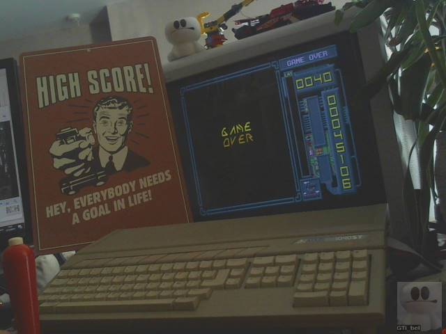 GTibel: Goldrunner II (Atari ST) 45,106 points on 2019-12-05 01:32:03