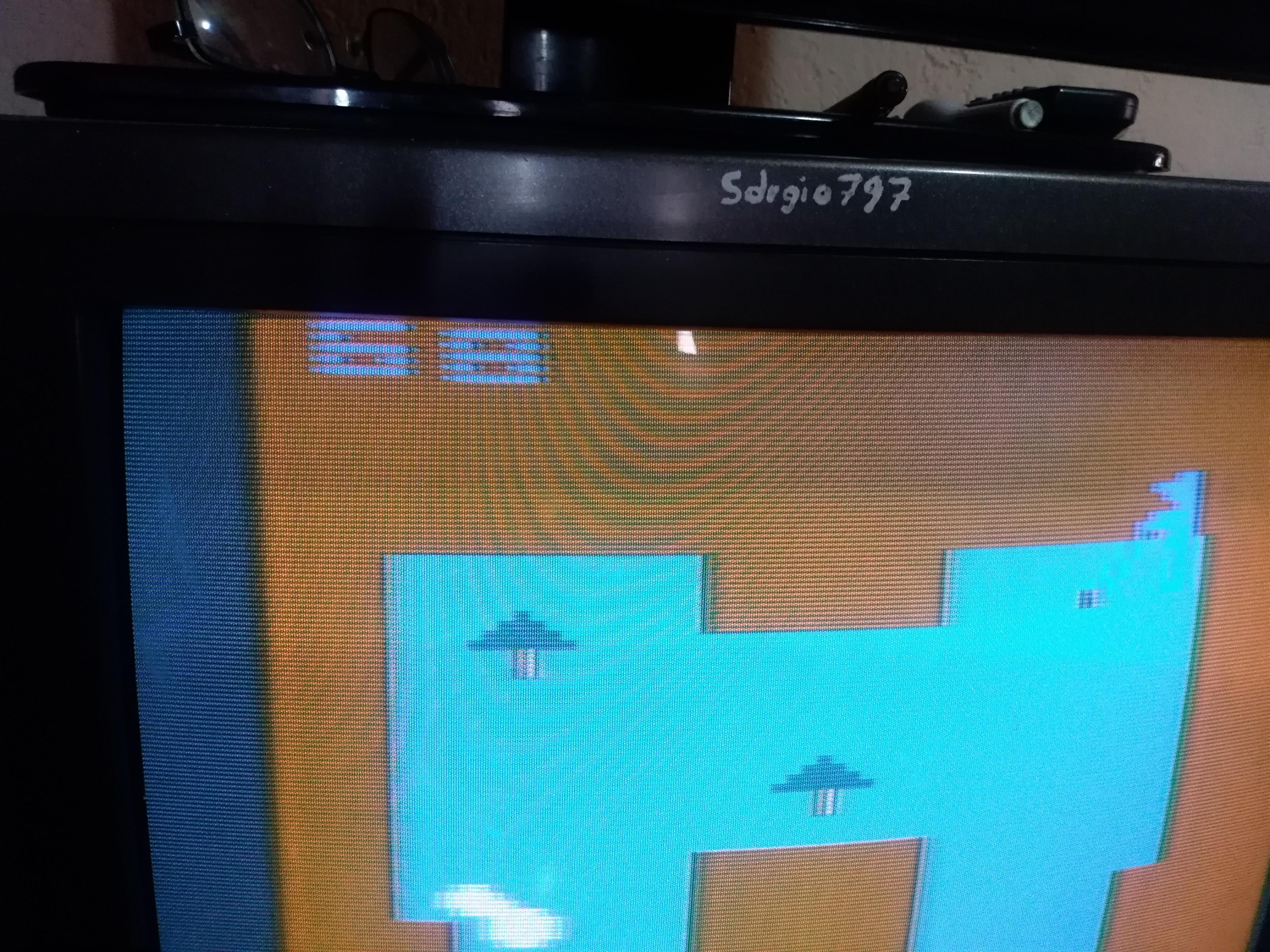 Sdrgio797: Golf  (Atari 2600 Novice/B) 68 points on 2020-06-30 14:50:17